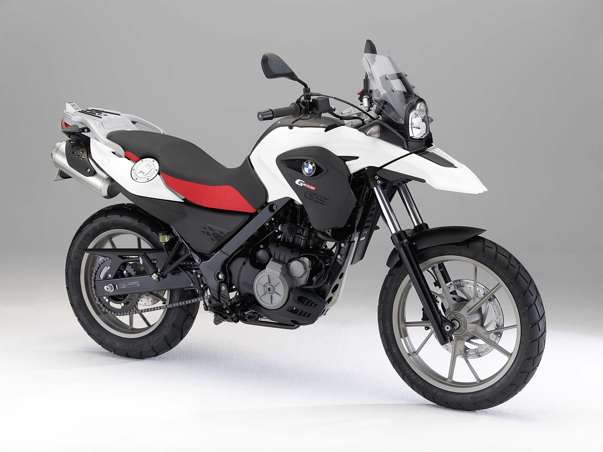 2011 BMW G650GS – A Face Only a Mother Could Love