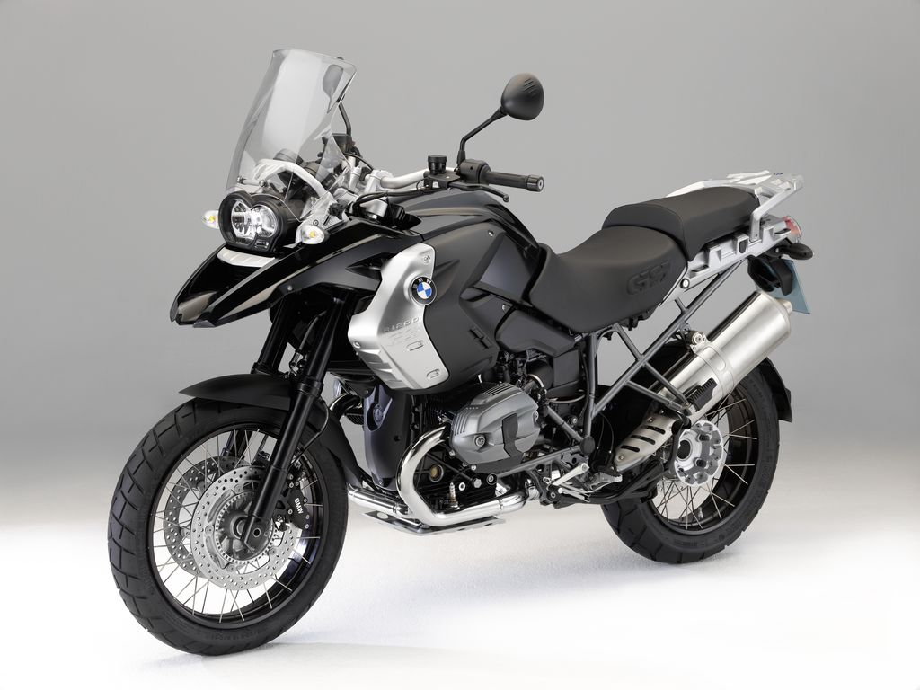 2011 BMW R1200GS Triple Black - Asphalt & Rubber