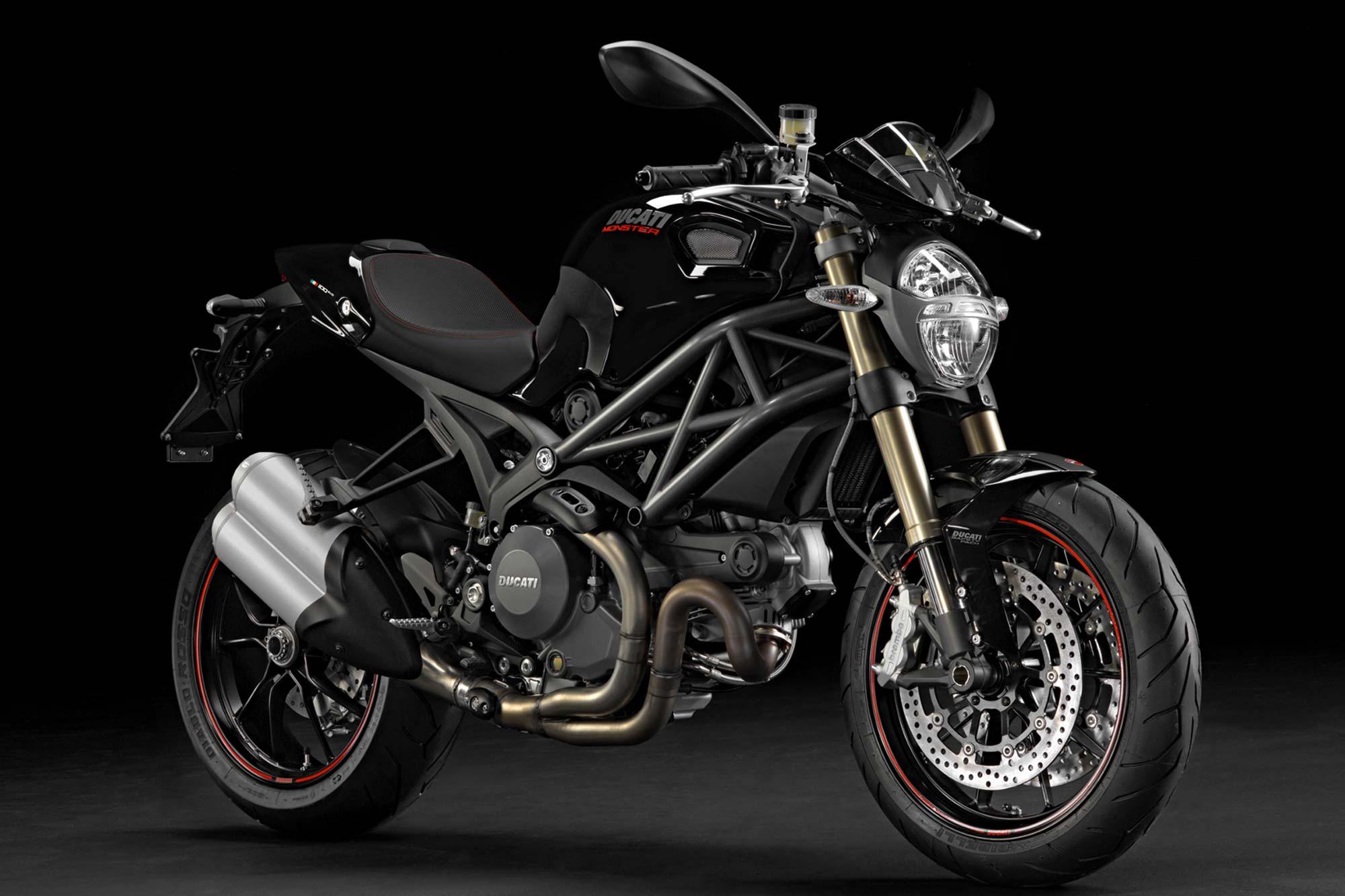 Ducati Monster 821 >> 2011 Ducati Monster 1100 EVO - Asphalt & Rubber
