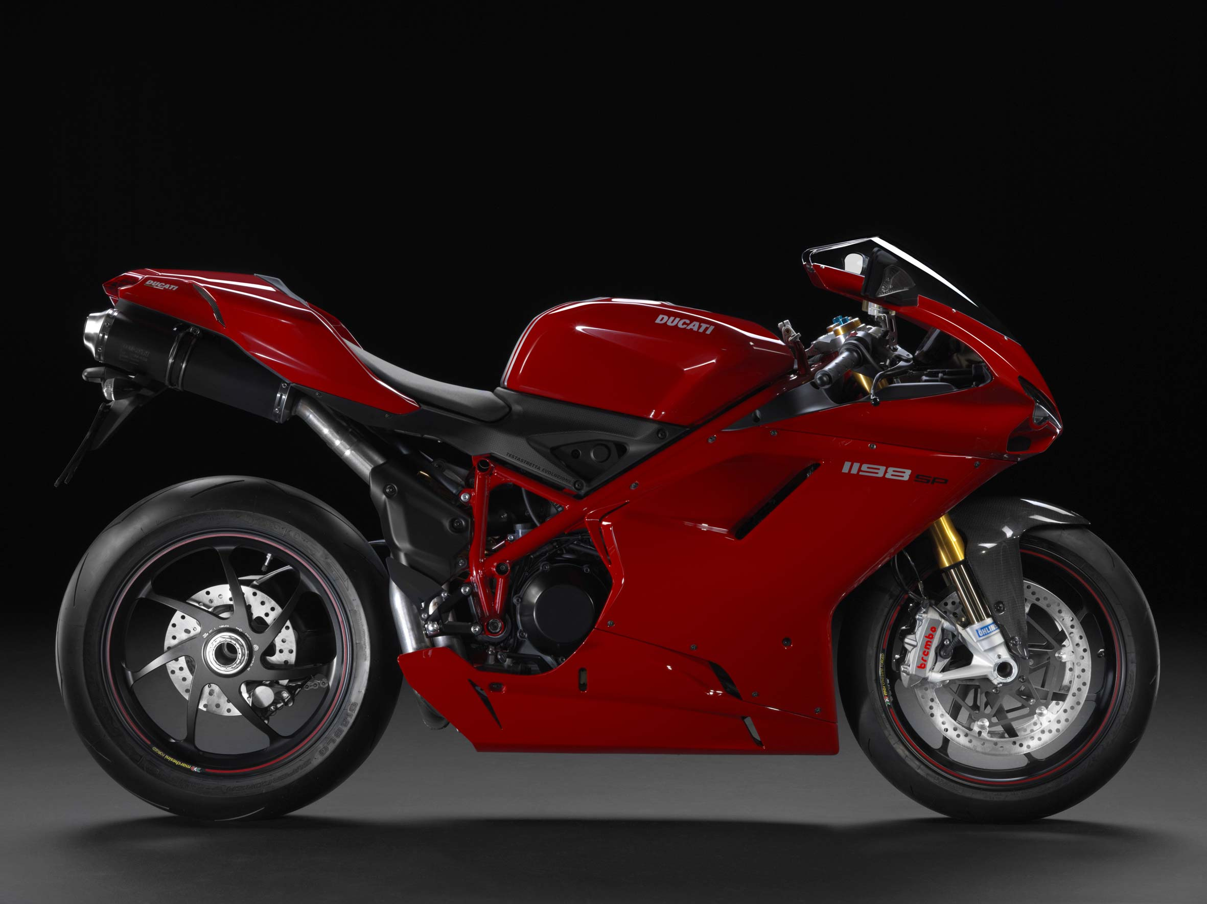 2011 ducati superbike 1198 sp replaces ducati's middle-spec