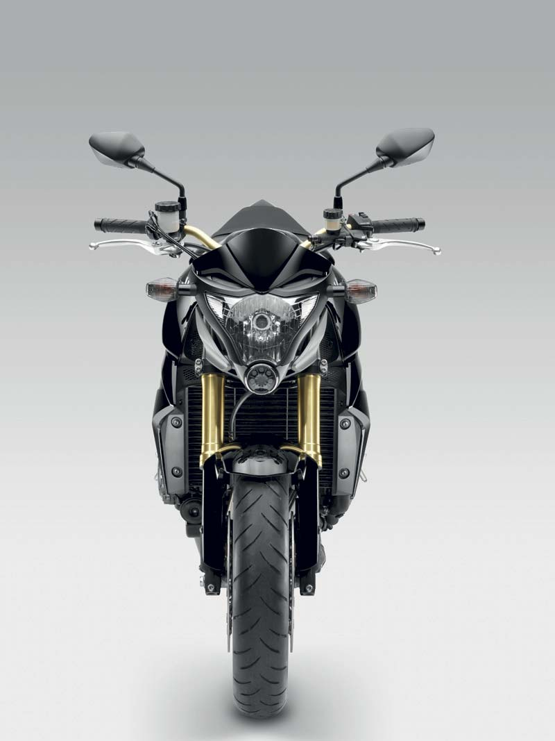 R Black Number Plate Letter: 2011 Honda CB1000R Priced At $10,999