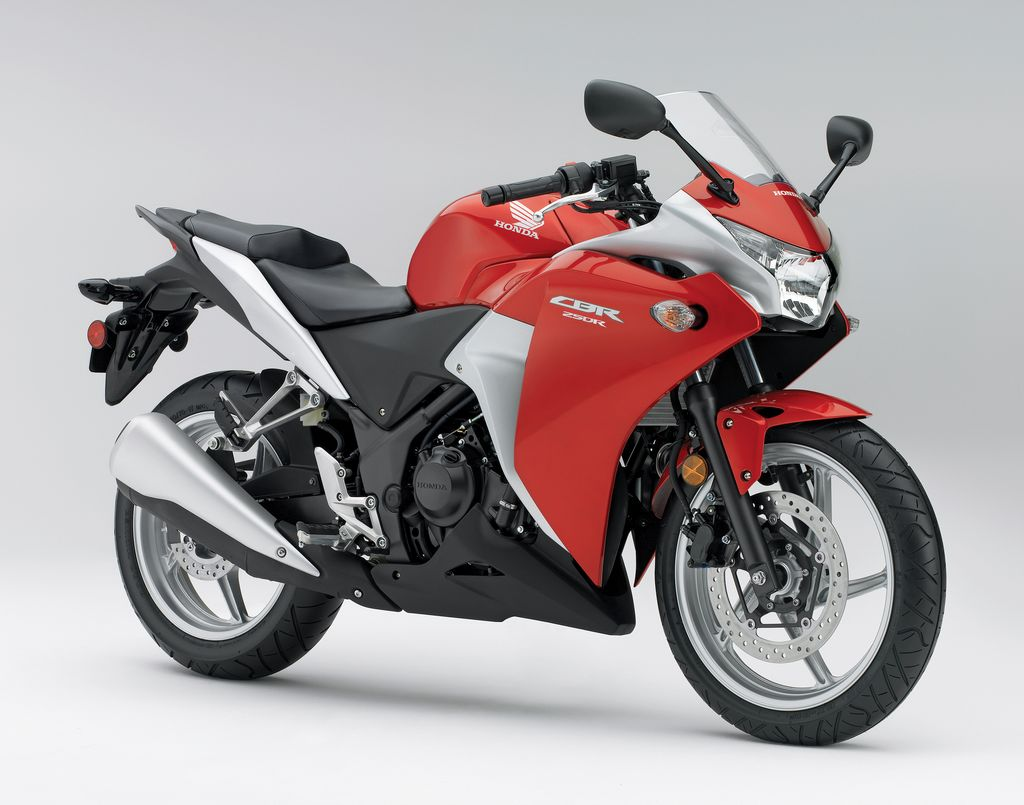 2011 Honda Cbr250r Msrp Set At 3 999 Asphalt Amp Rubber