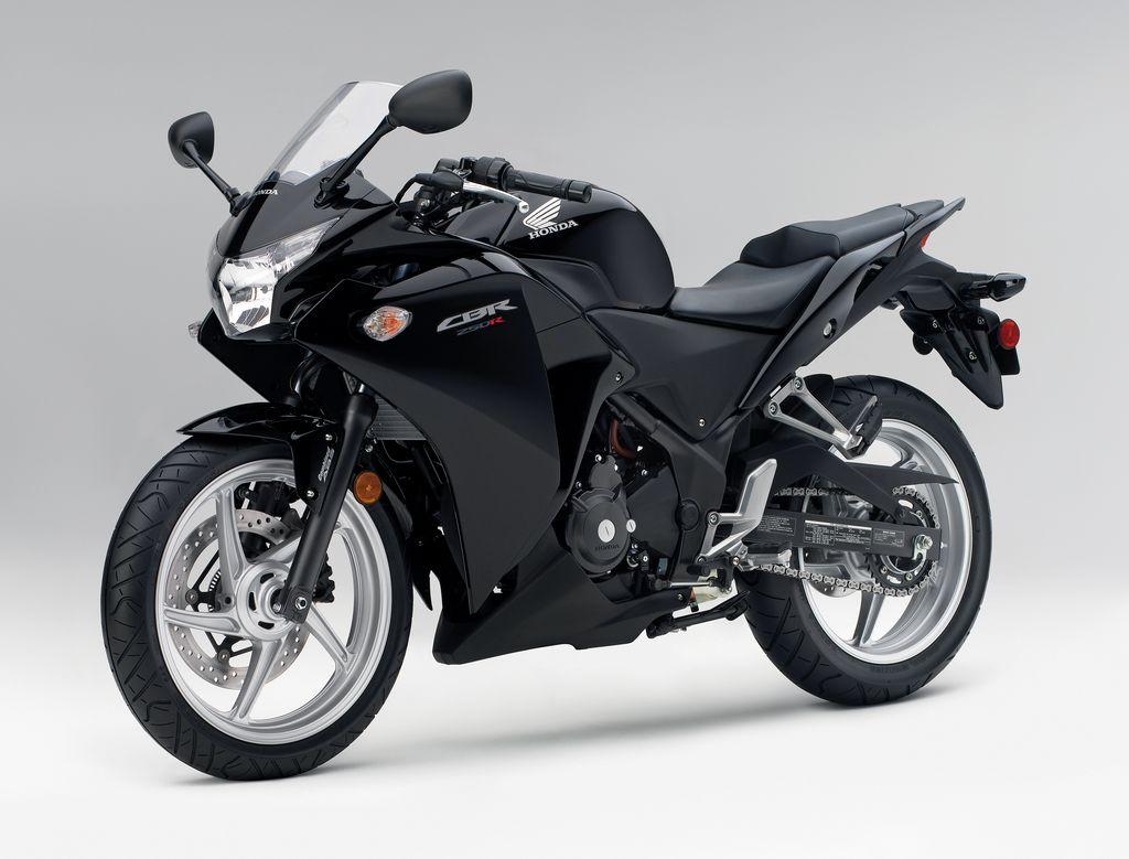 2011 Honda Cbr250r We Shall Call It Mini Me Asphalt