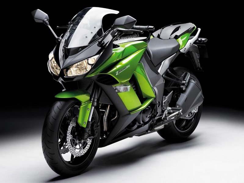 2011 Kawasaki Ninja 1000 The Fully Faired Z1000 Tourer