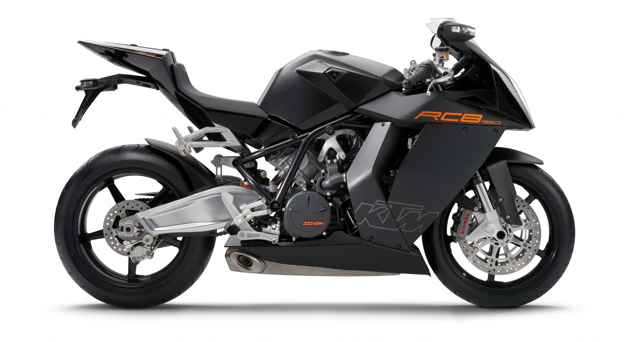 2011 KTM 1190 RC8 R Price Slashed to $16,499 - Asphalt & Rubber