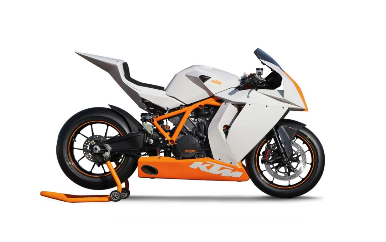 2011 KTM 1190 RC8 R Race Spec Priced at $19,999 - Asphalt & Rubber