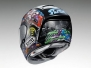 2011 Shoei X-Spirit II Tomizawa Replica Limited Edition