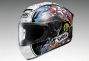 Shoei Honors Tomizawa with Limited Edition Helmet thumbs 2011 shoei x spirit ii tomizawa replica le 1