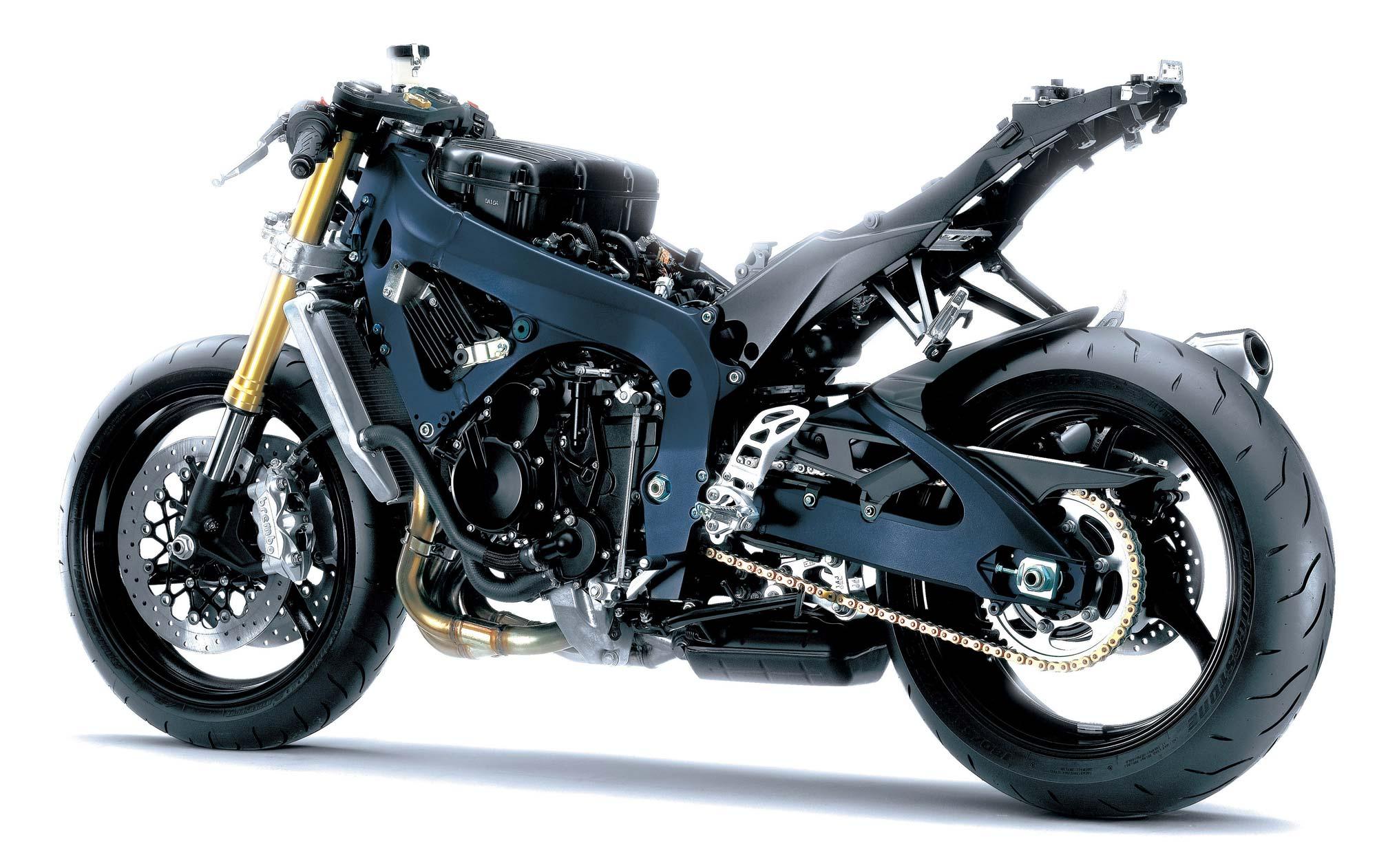 2011 suzuki gsx-r600 & 2011 suzuki gsx-r750 get face lifts and