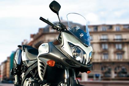 Турэндуро: Suzuki DL650 V-Strom — журнал За рулем