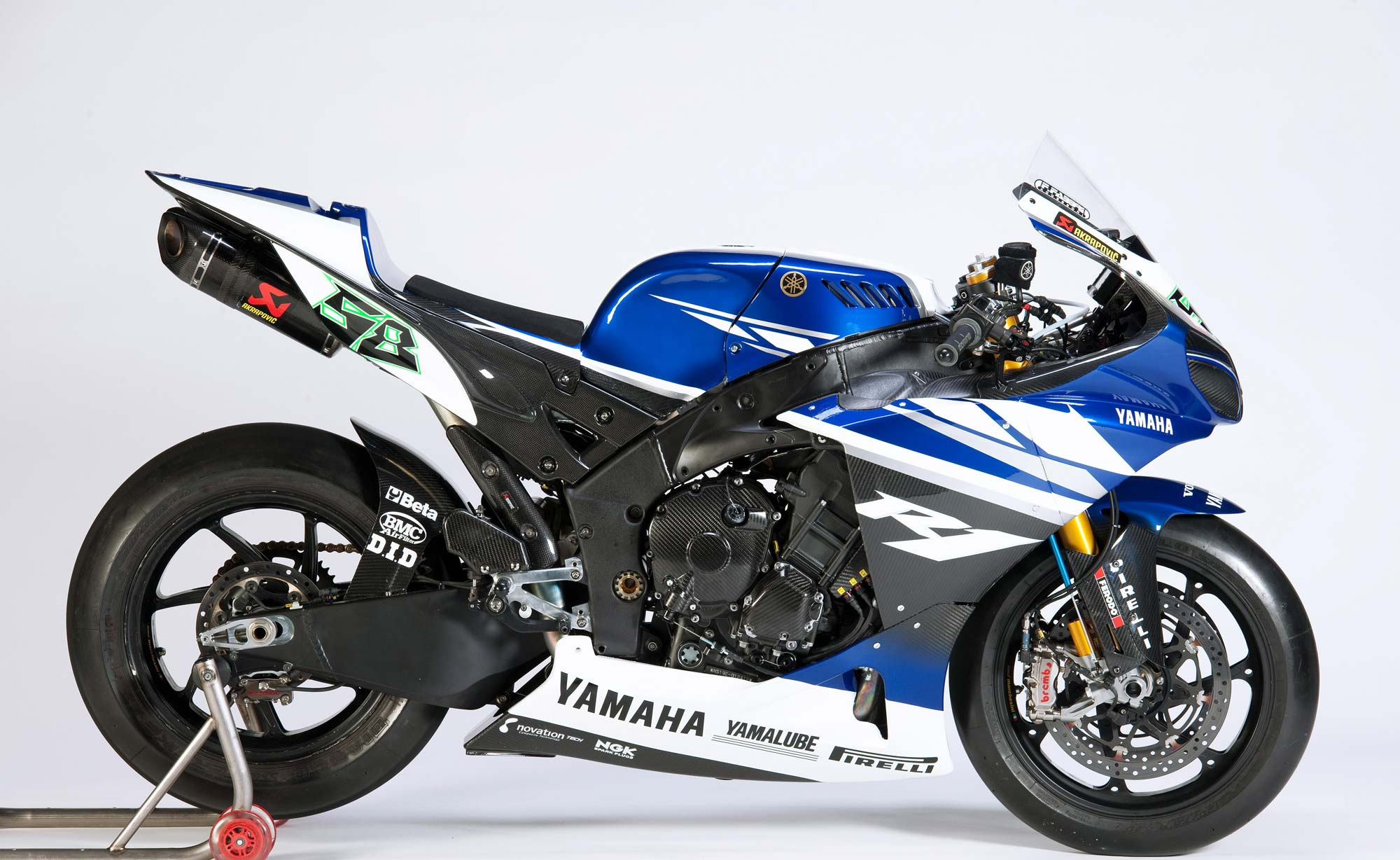 Yamaha releases 2011 world superbike livery forgets to for Yamaha racing team