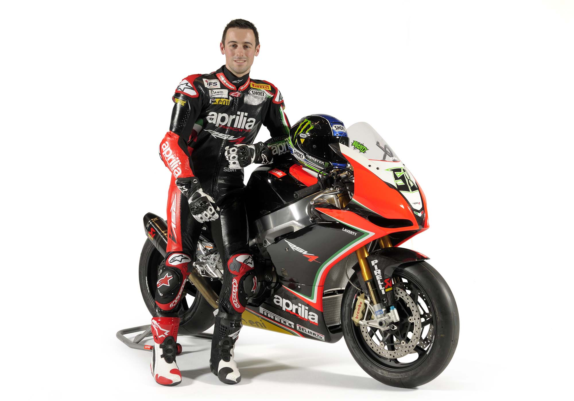 14 Photos Of The 2012 World Superbike Spec Aprilia Rsv4 Asphalt Amp Rubber