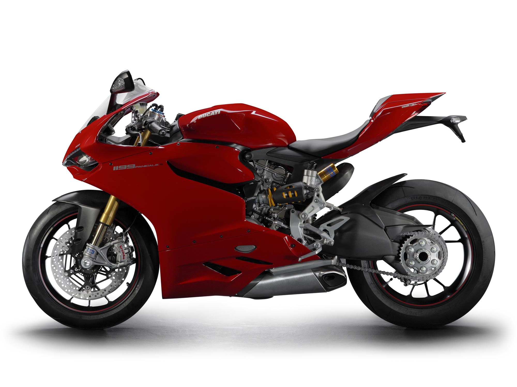 2012 Ducati 1199 Panigale Redefines the Word 'Superbike ...
