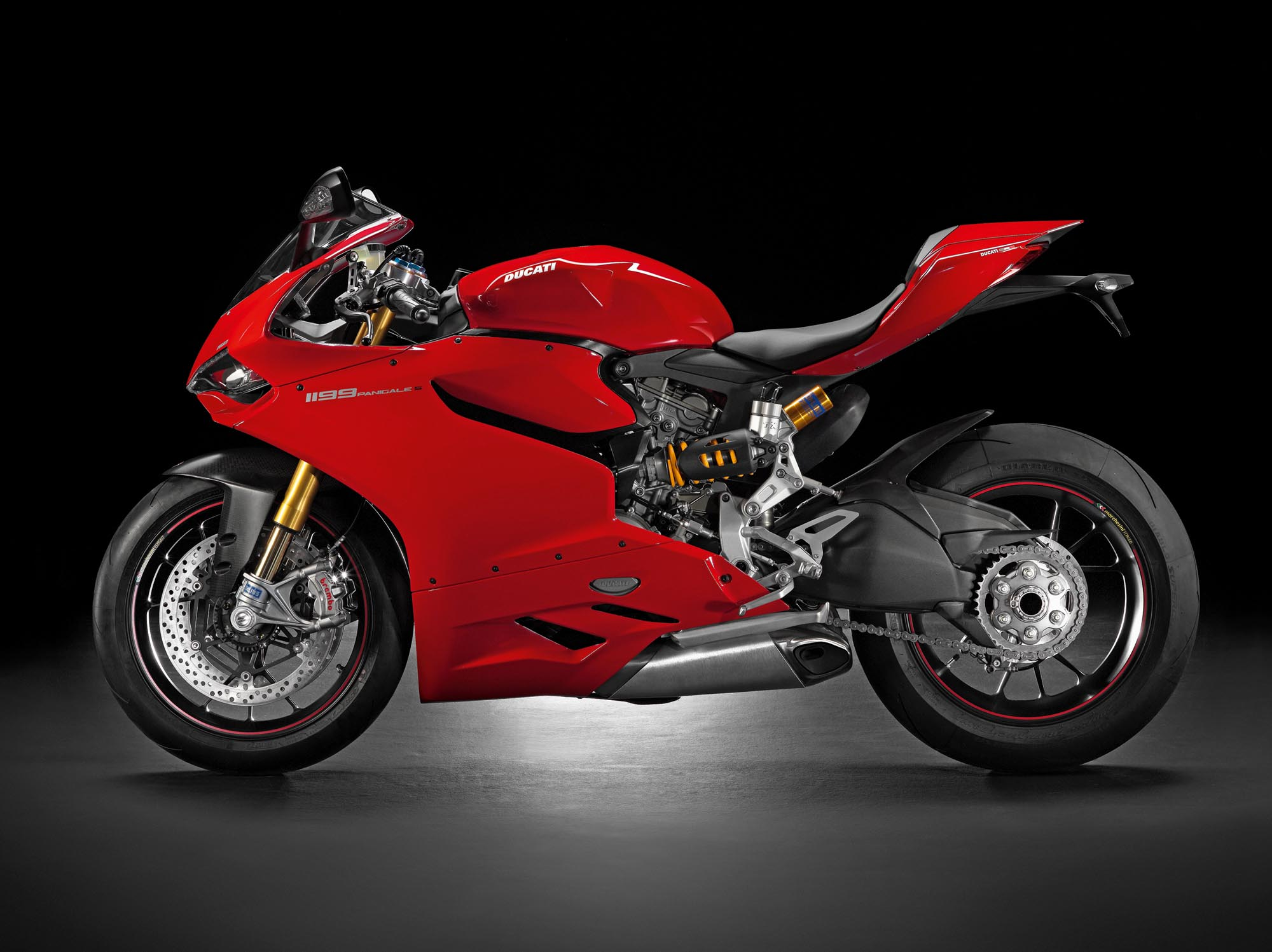 2012 Ducati 1199 Panigale Redefines The Word 'Superbike