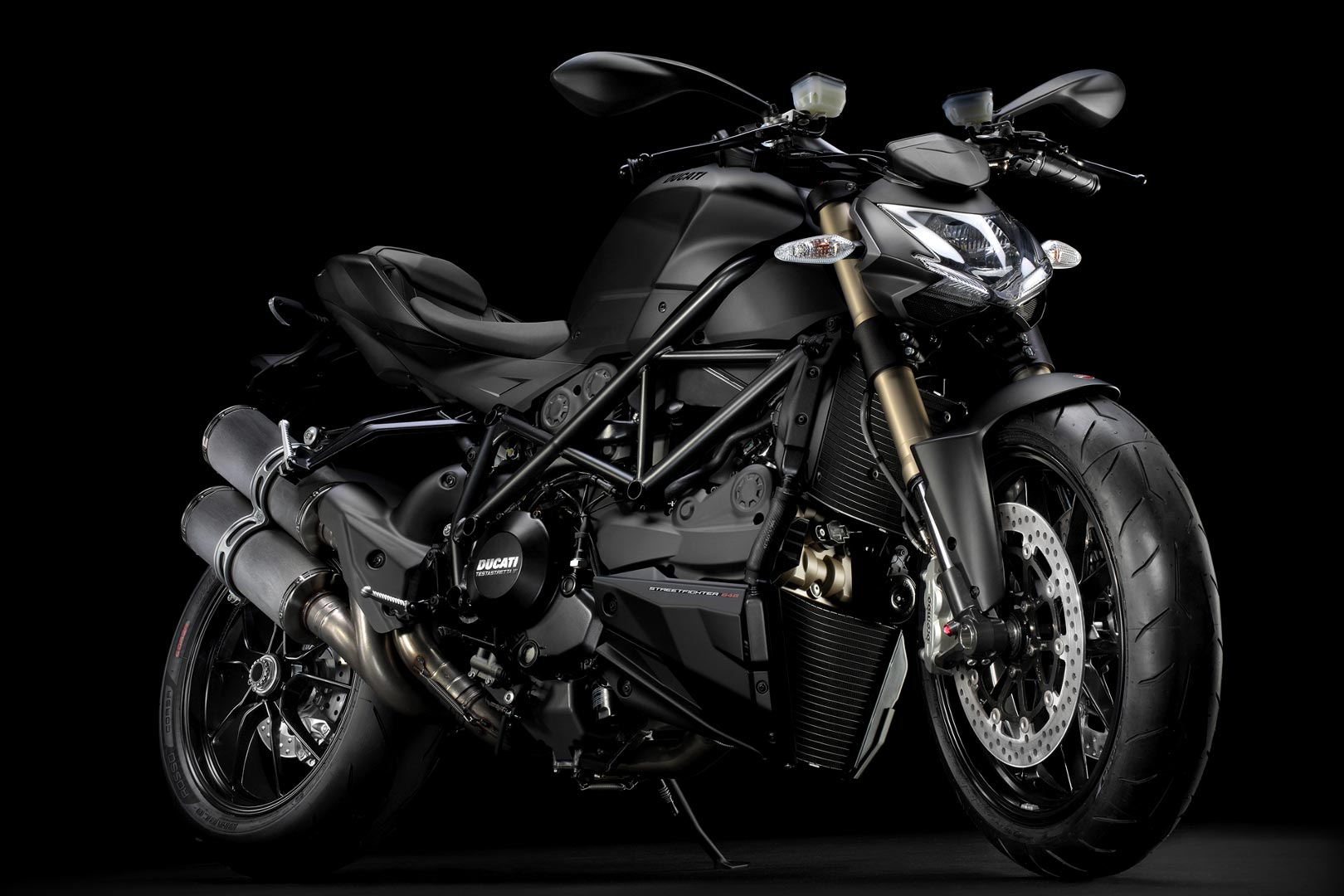 photos and video of the ducati streetfighter 848 asphalt rubber. Black Bedroom Furniture Sets. Home Design Ideas
