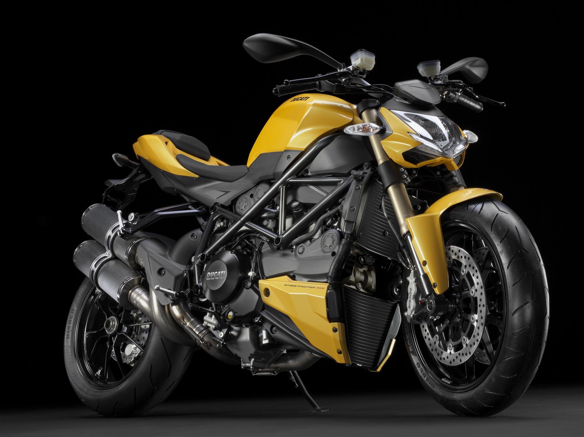 Ducati Streetfighter  Horsepower