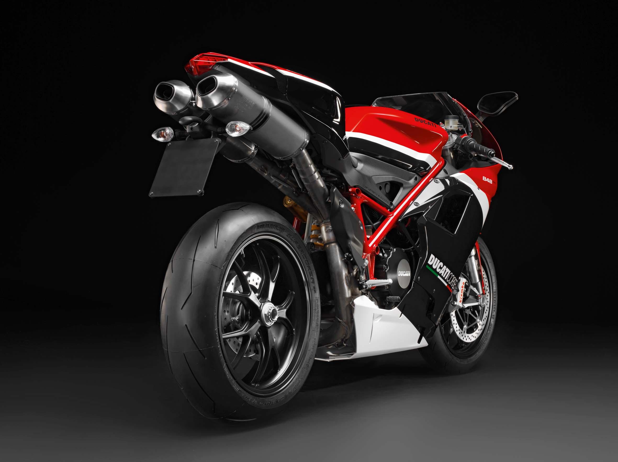 2012 Ducati Superbike 848 EVO Corse Special Edition