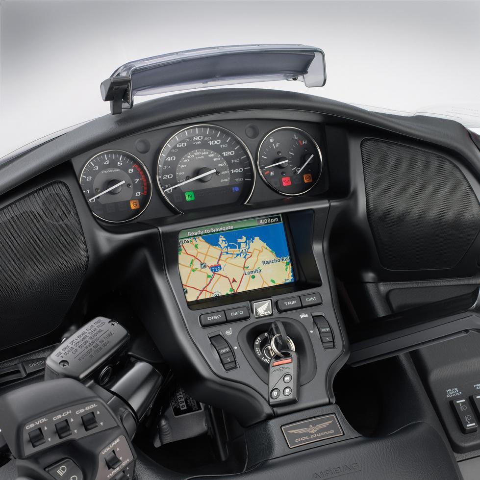 Image Result For Honda Goldwing Navigation Update