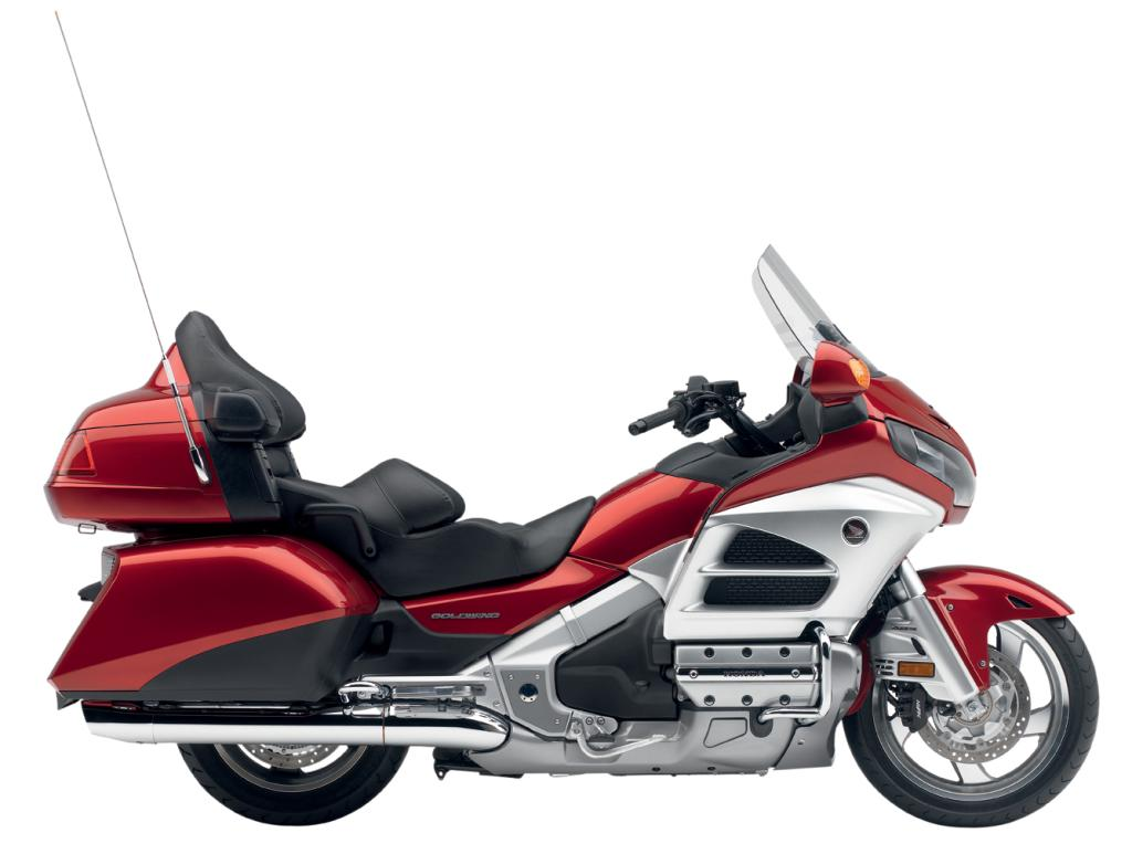 2012 Honda Goldwing