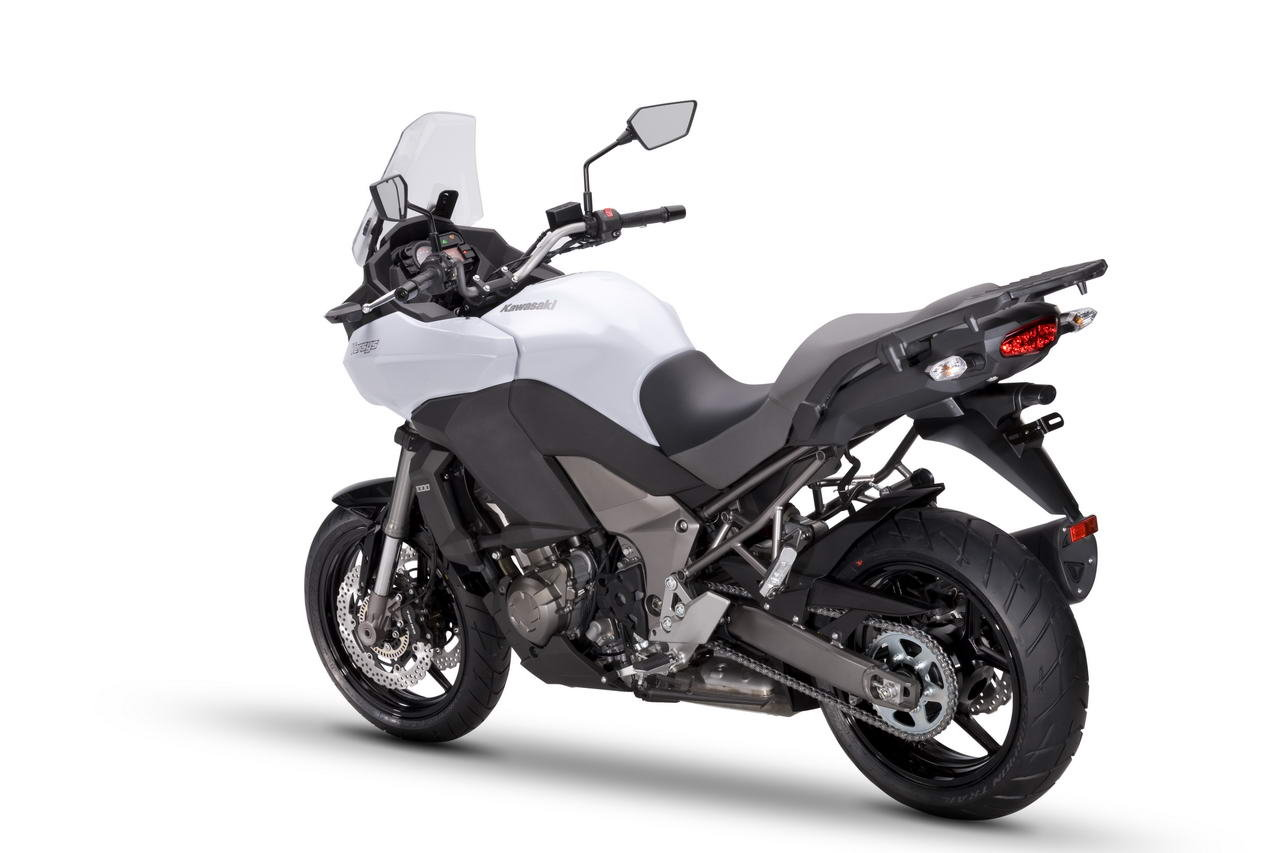 Most Popular Kawasaki Versys Year