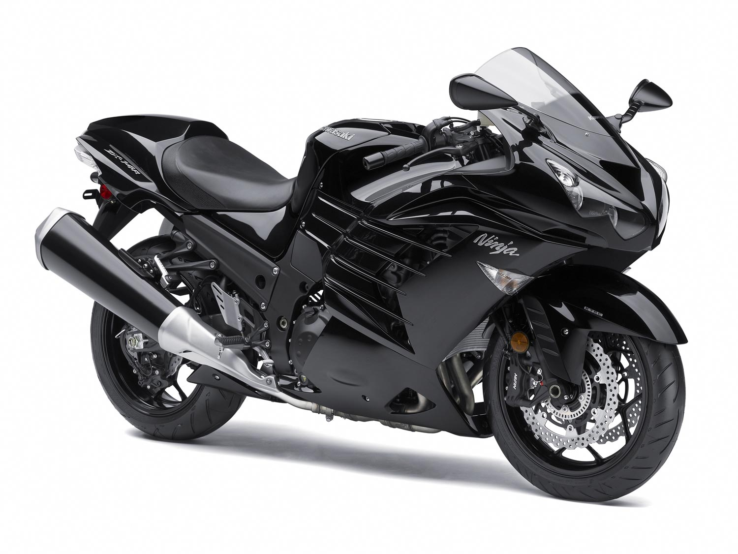 2012 Kawasaki ZX-14R Breaks Cover - Asphalt & Rubber
