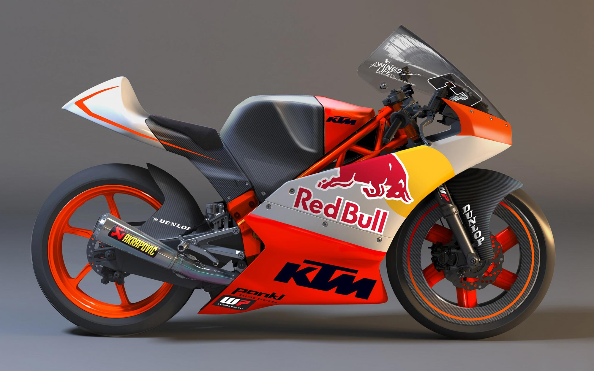 Confirmed: KTM 350 Duke in 2013 - Moto3 Inspired 350cc ... Race Bike Photos 2013