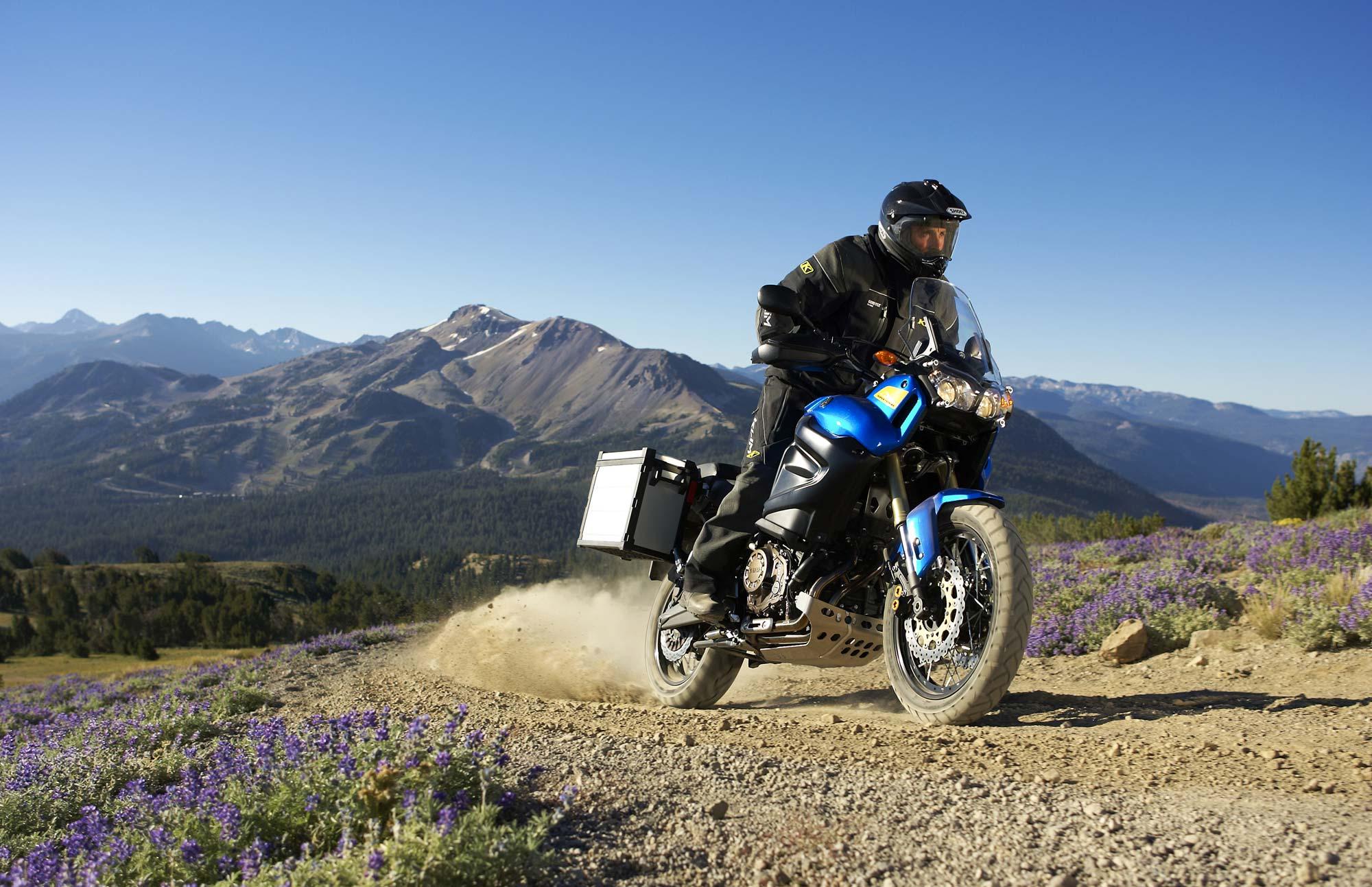 Technical Specifications of the 2012 Yamaha XT1200Z Super Ténéré: