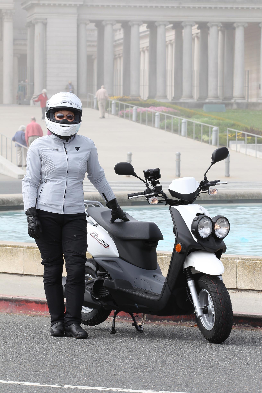 Ride Review: 2012 Yamaha Zuma 50F Scooter - Asphalt & Rubber