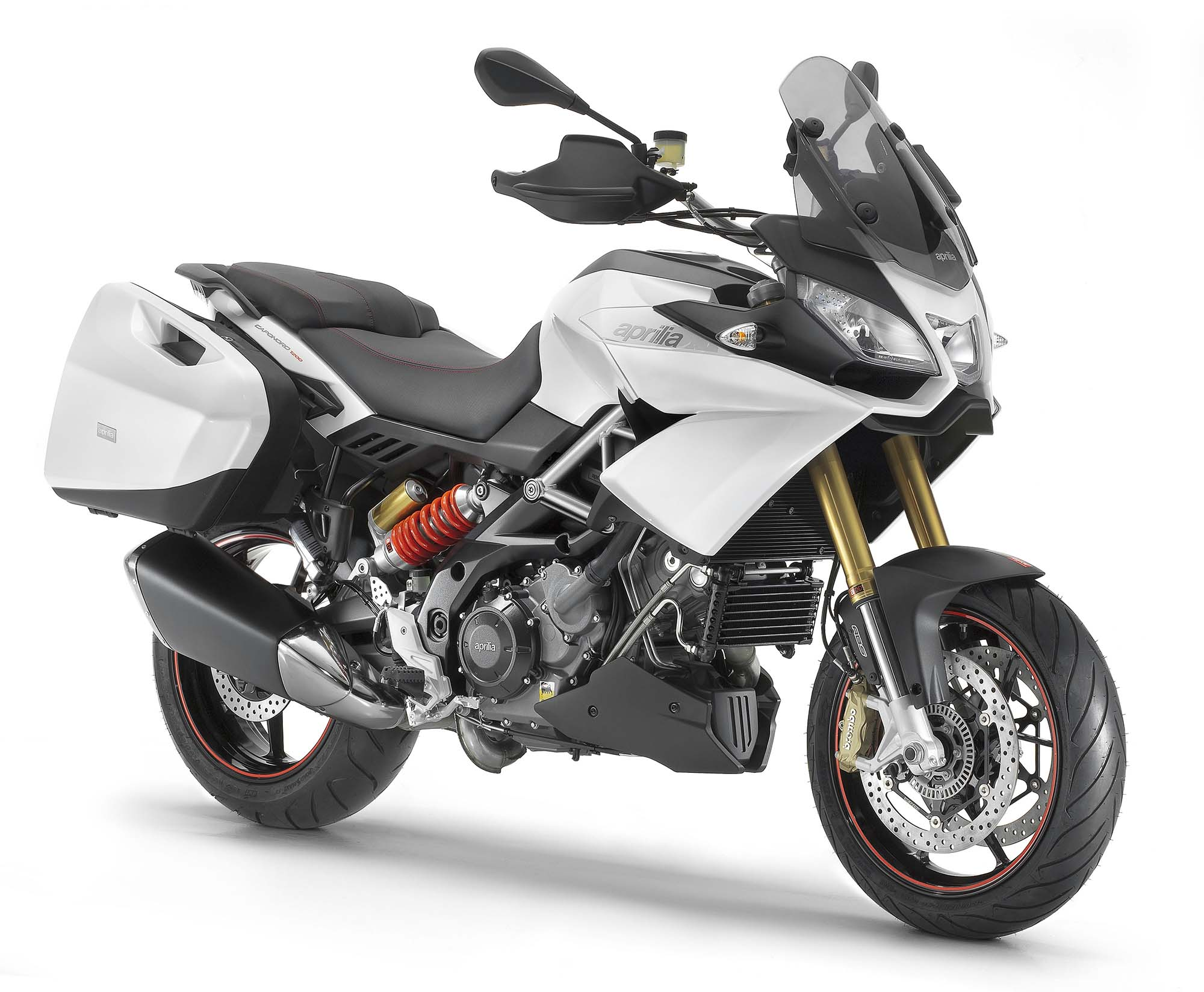 2013 aprilia caponord 1200 with aprilia dynamic damping asphalt rubber. Black Bedroom Furniture Sets. Home Design Ideas