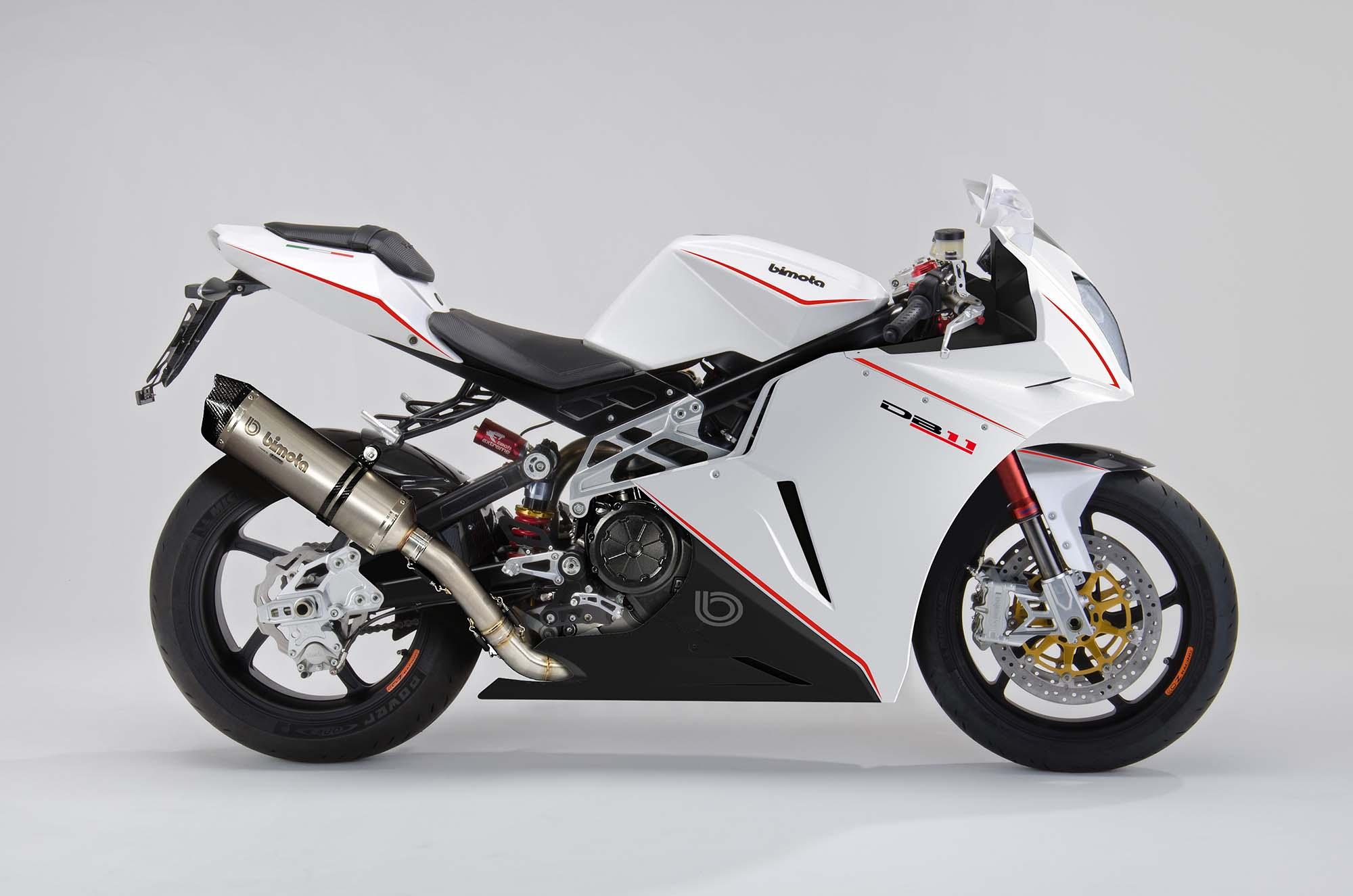 2013 Bimota DB11 - The...