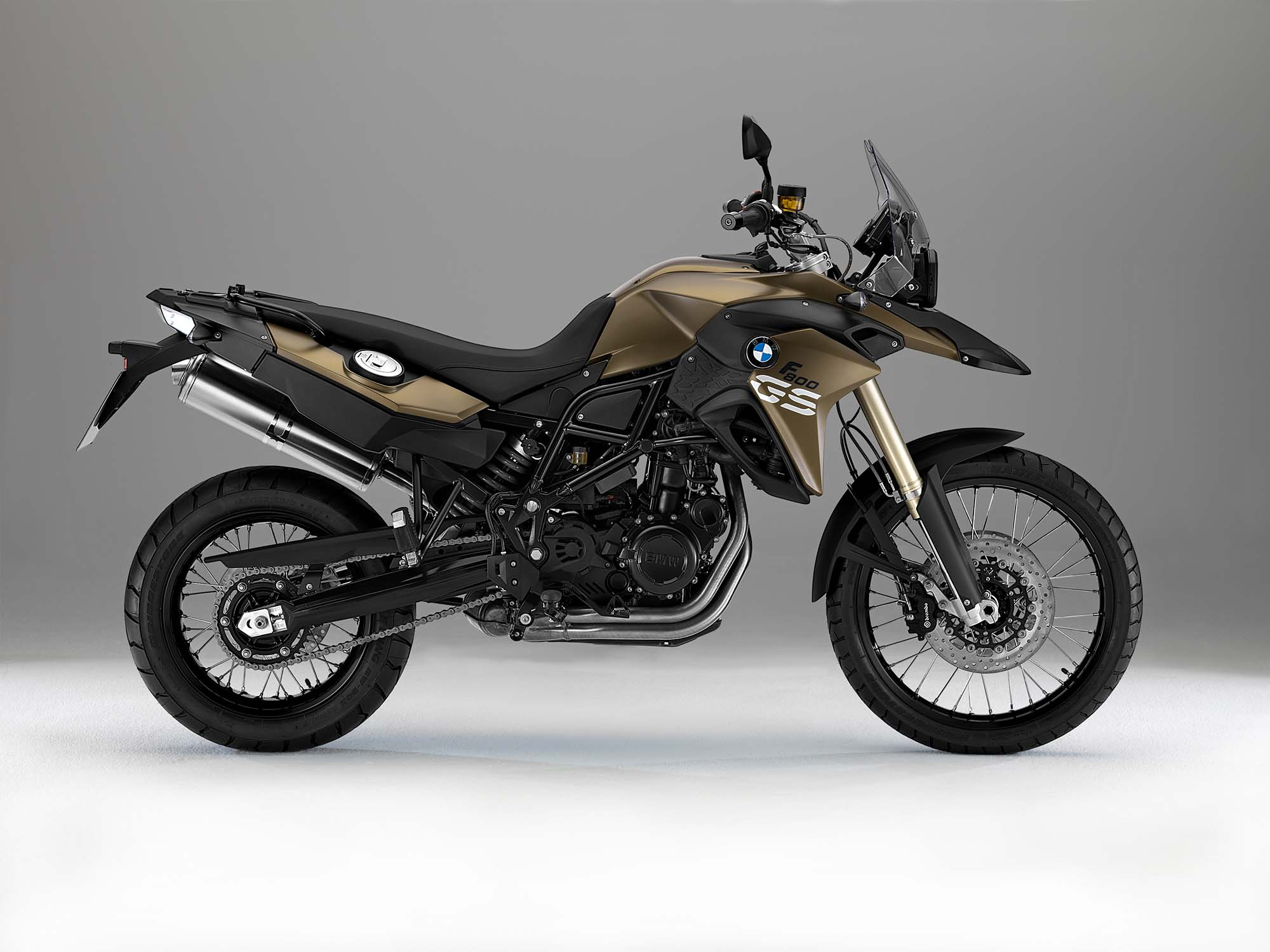 2013 Bmw F800gs Seat Height