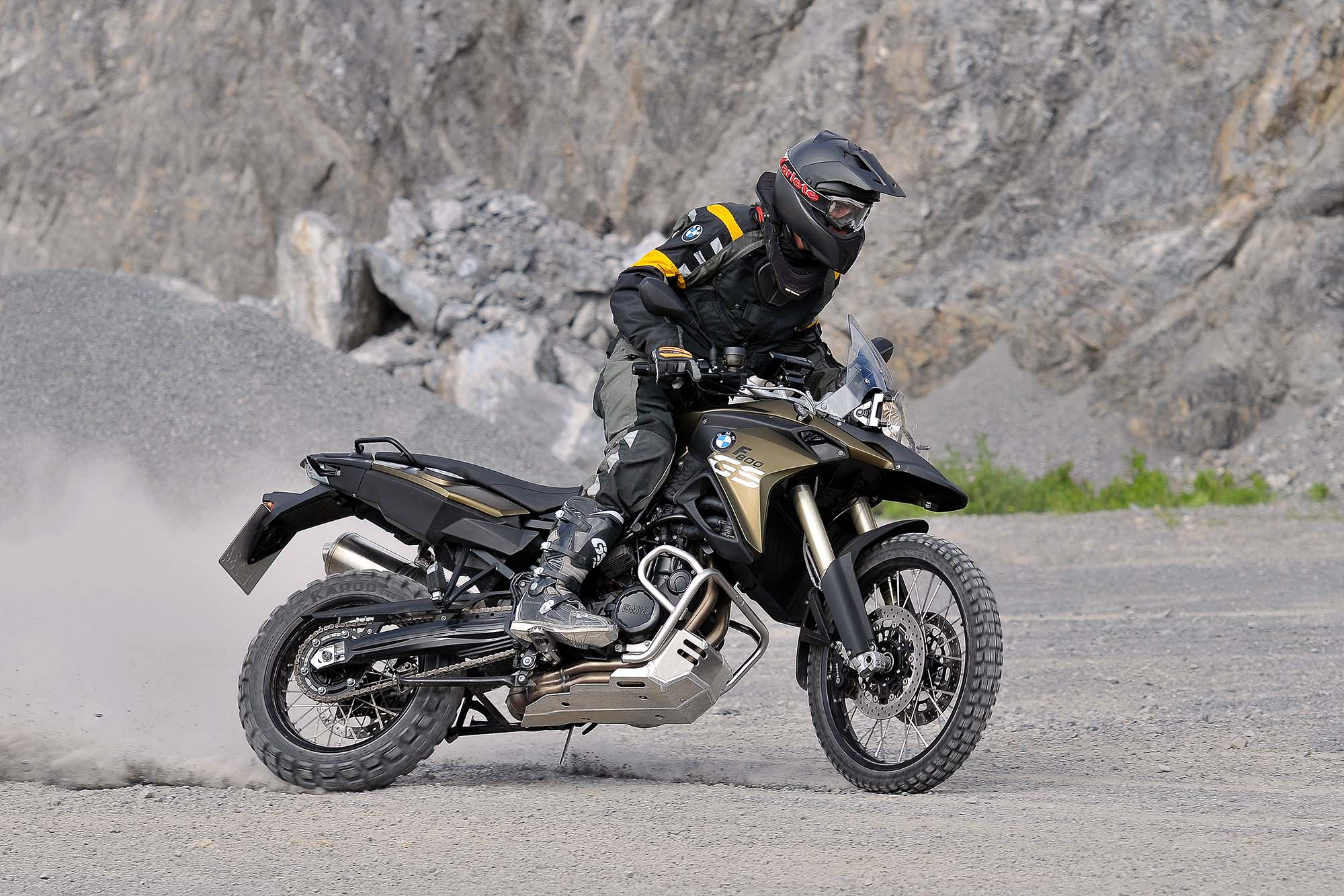 2013 BMW F800GS Gets Modest Updates - Asphalt & Rubber