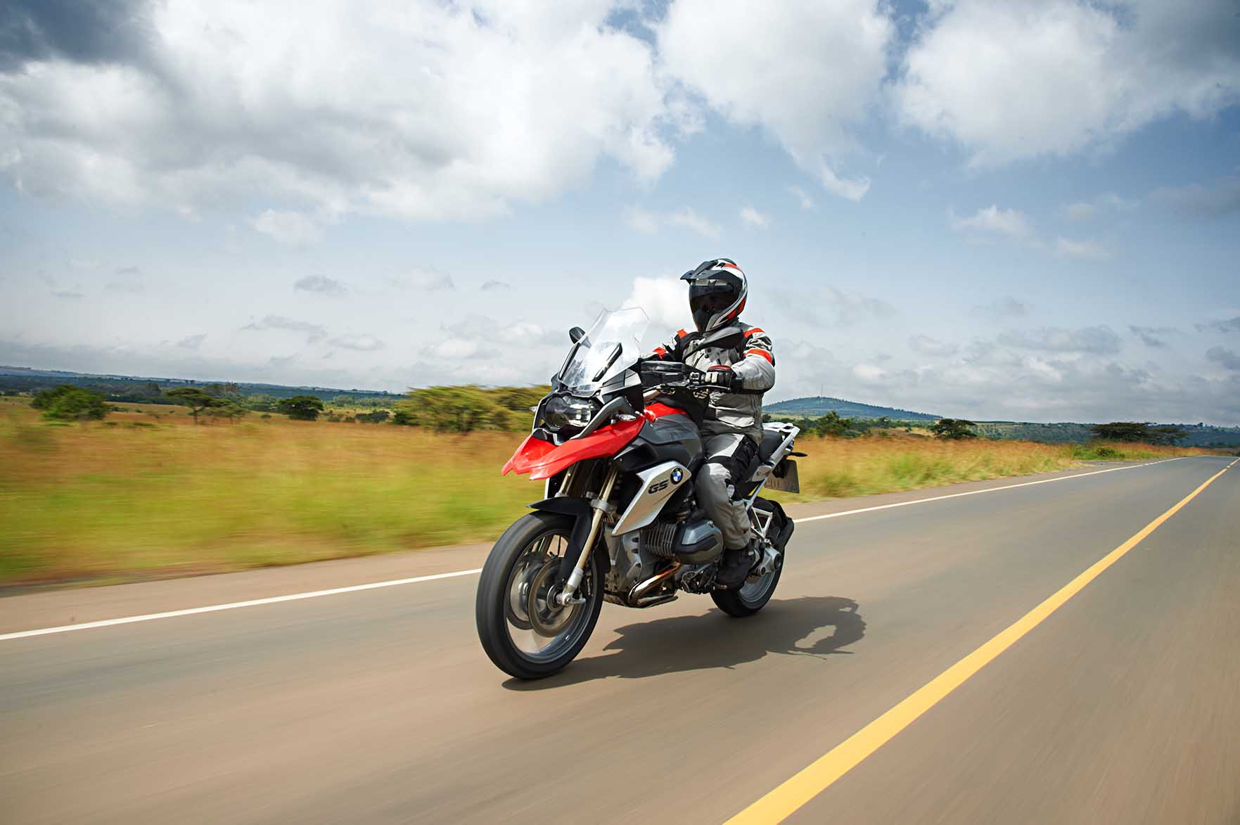 The 2013 BMW R1200GS In 293 Hi-Res Photos