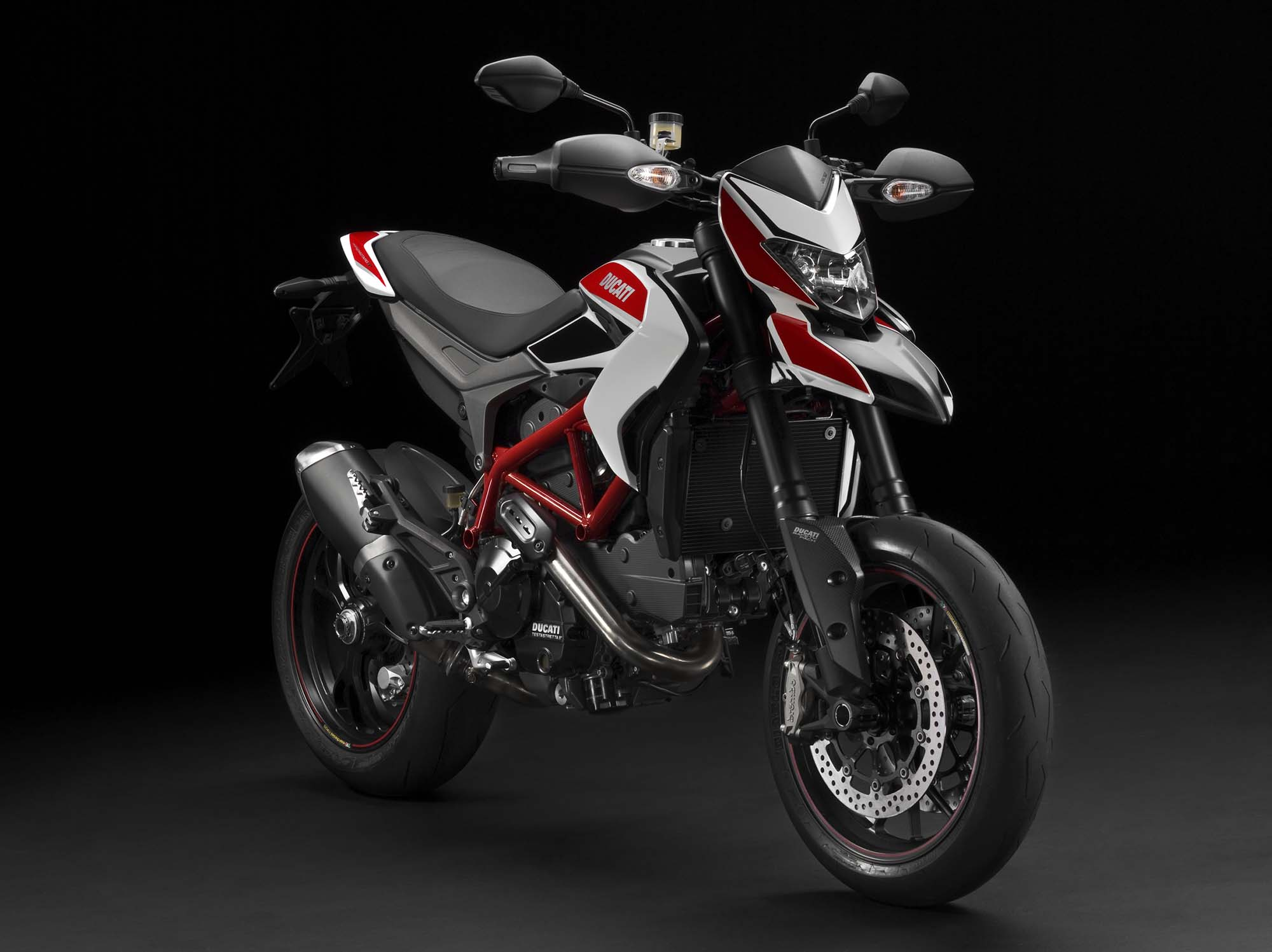 2013 Ducati Hypermotard Makes More Tickets Than Bieber