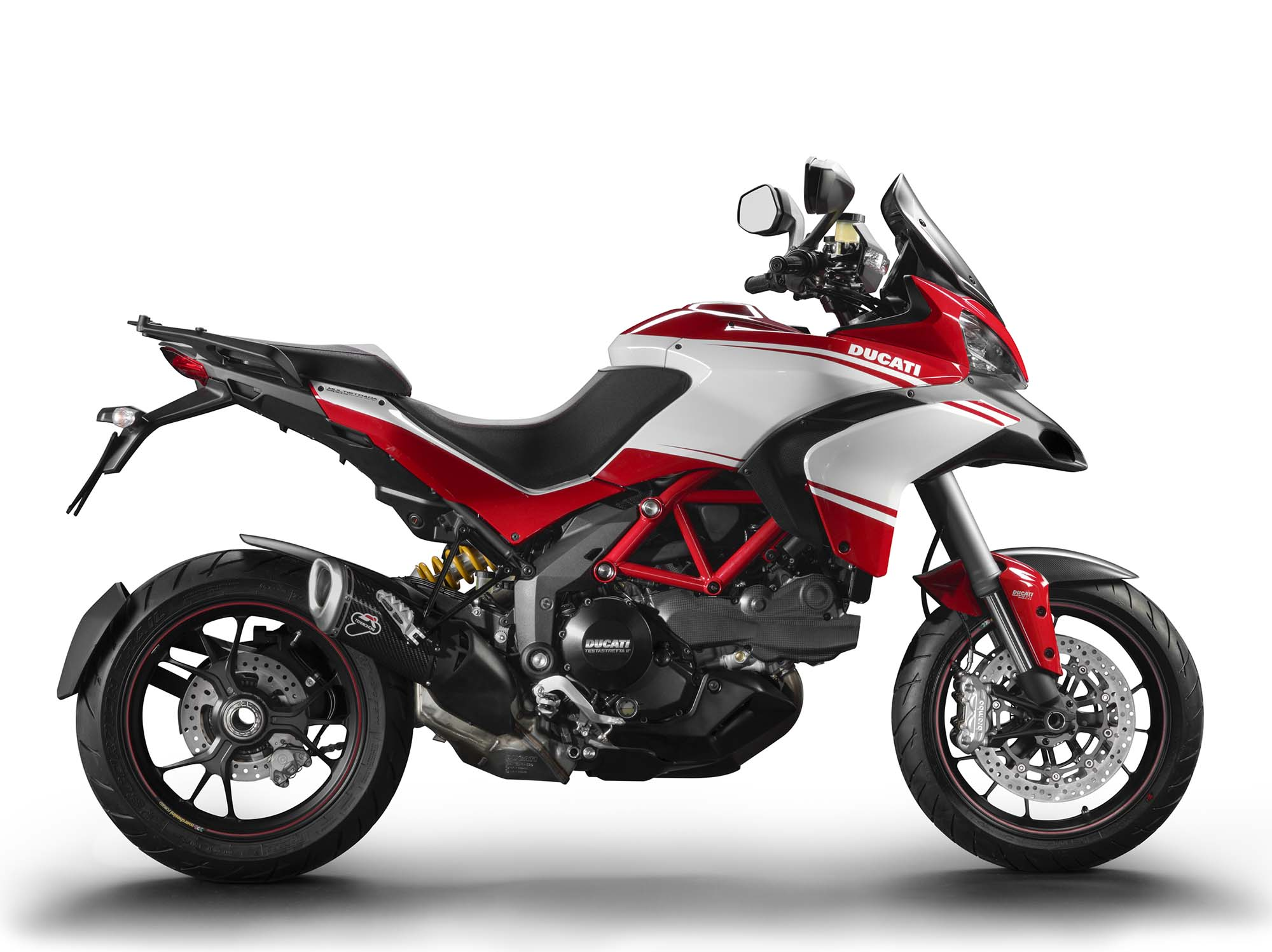 ducati multistrada 1200 gets semi active suspension. Black Bedroom Furniture Sets. Home Design Ideas
