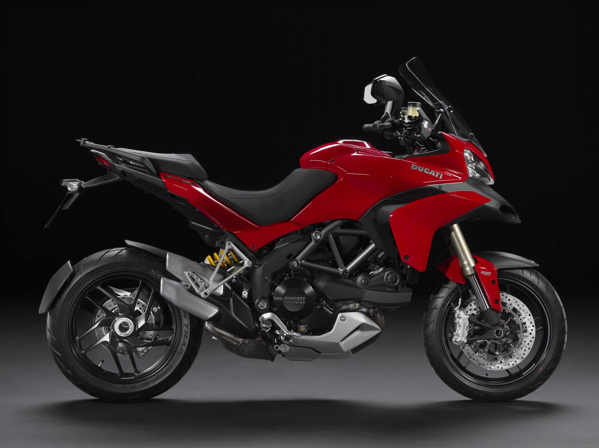69 Photos of the 2013 Ducati Multistrada 1200 - Asphalt ...