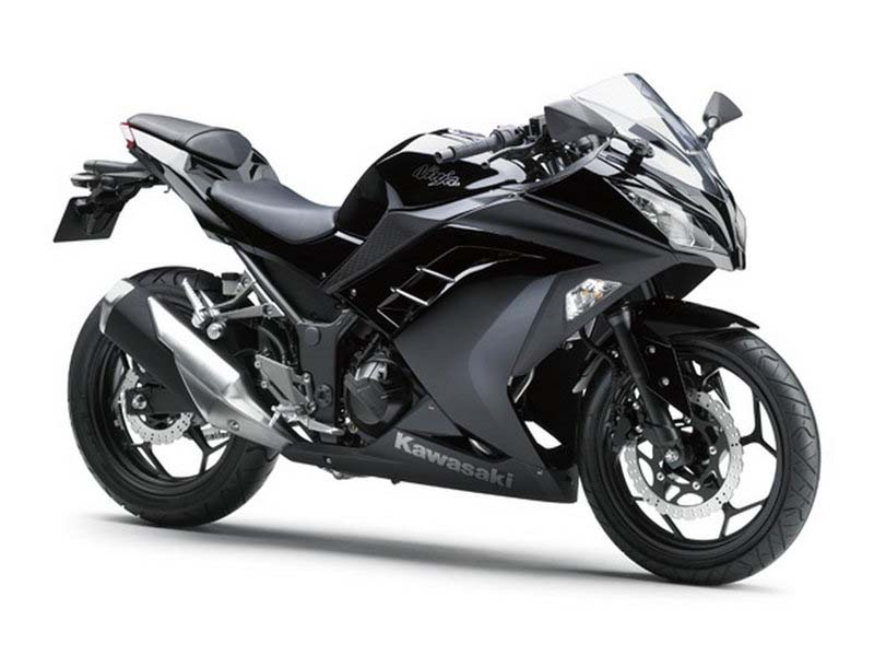 2013 kawasaki ninja 300 for europe america too asphalt rubber. Black Bedroom Furniture Sets. Home Design Ideas