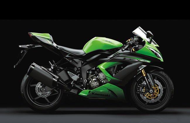 2013 Kawasaki Ninja Zx 6r