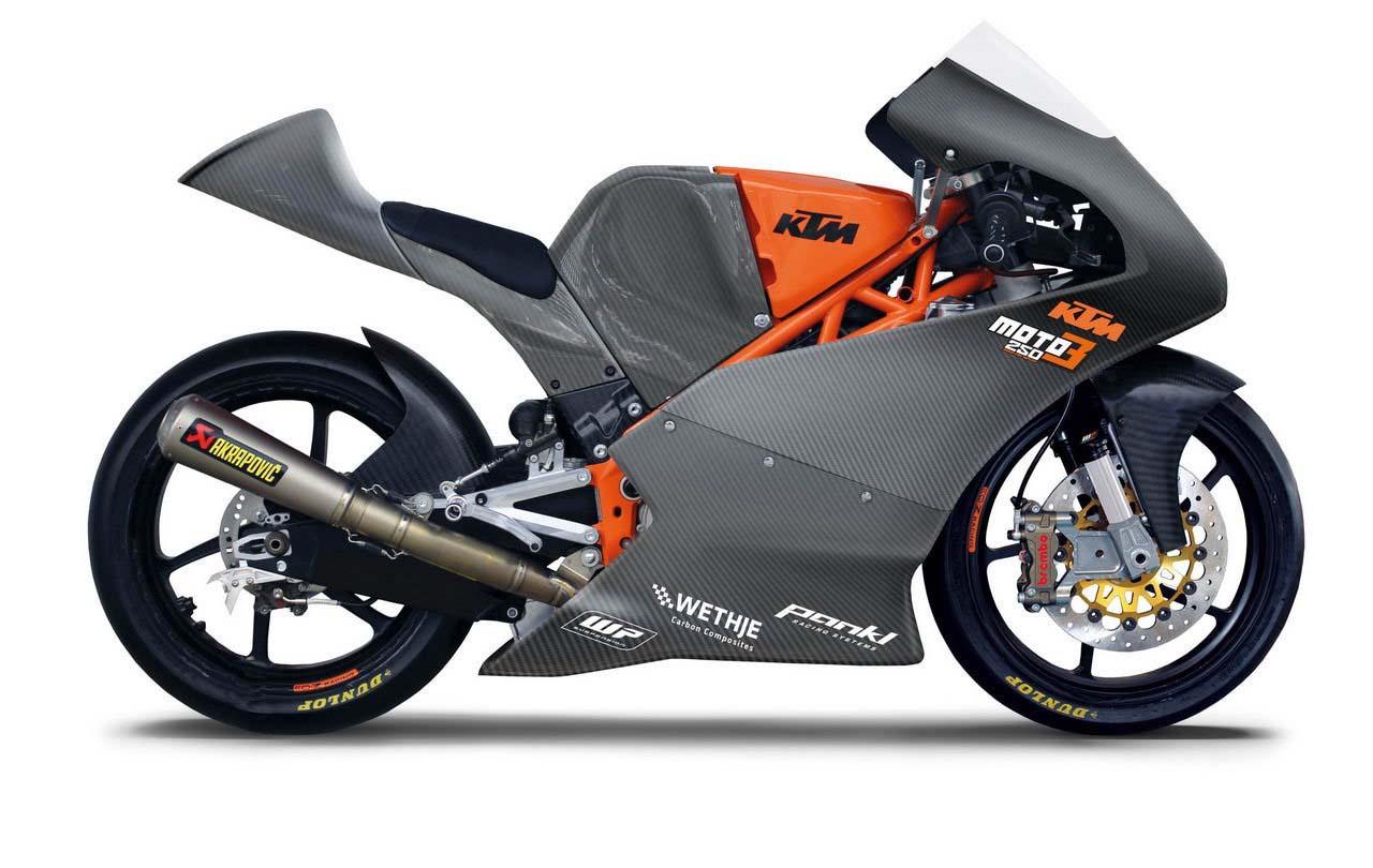 2013 ktm moto3 250 gpr production race bike asphalt rubber. Black Bedroom Furniture Sets. Home Design Ideas