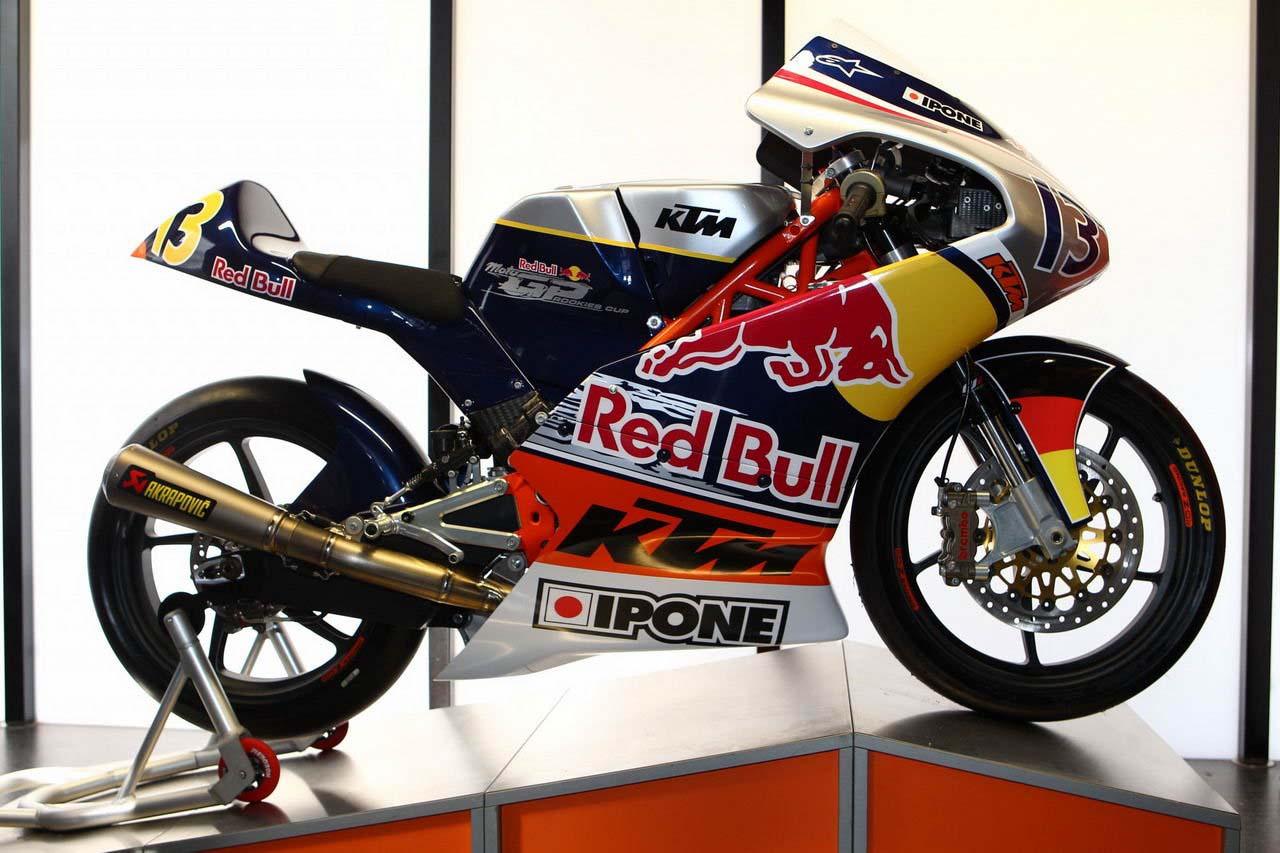 2013 ktm moto3 250 gpr production race bike - asphalt & rubber