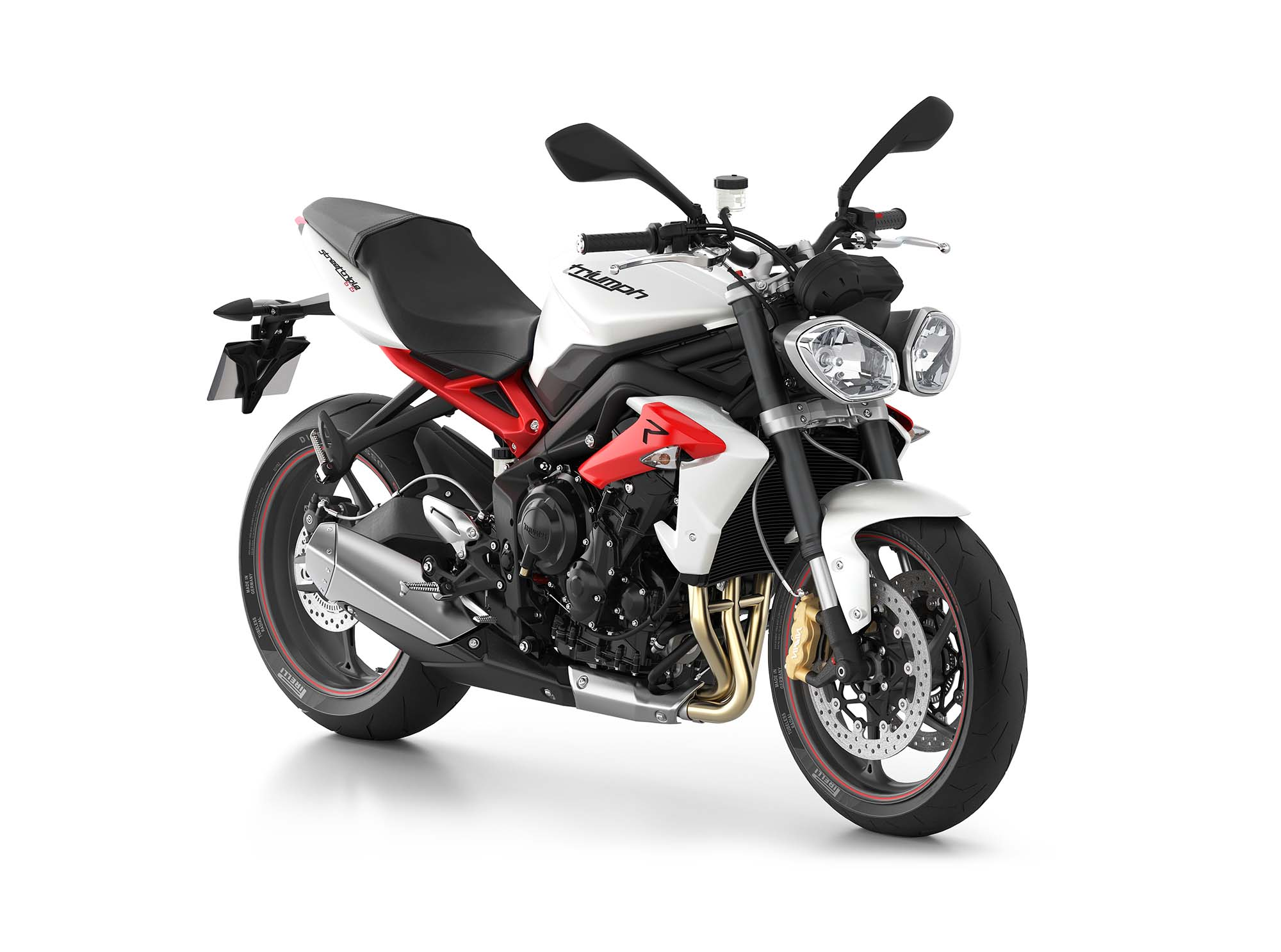 2013 Triumph Street Triple R Loses Weight Looks Hotter