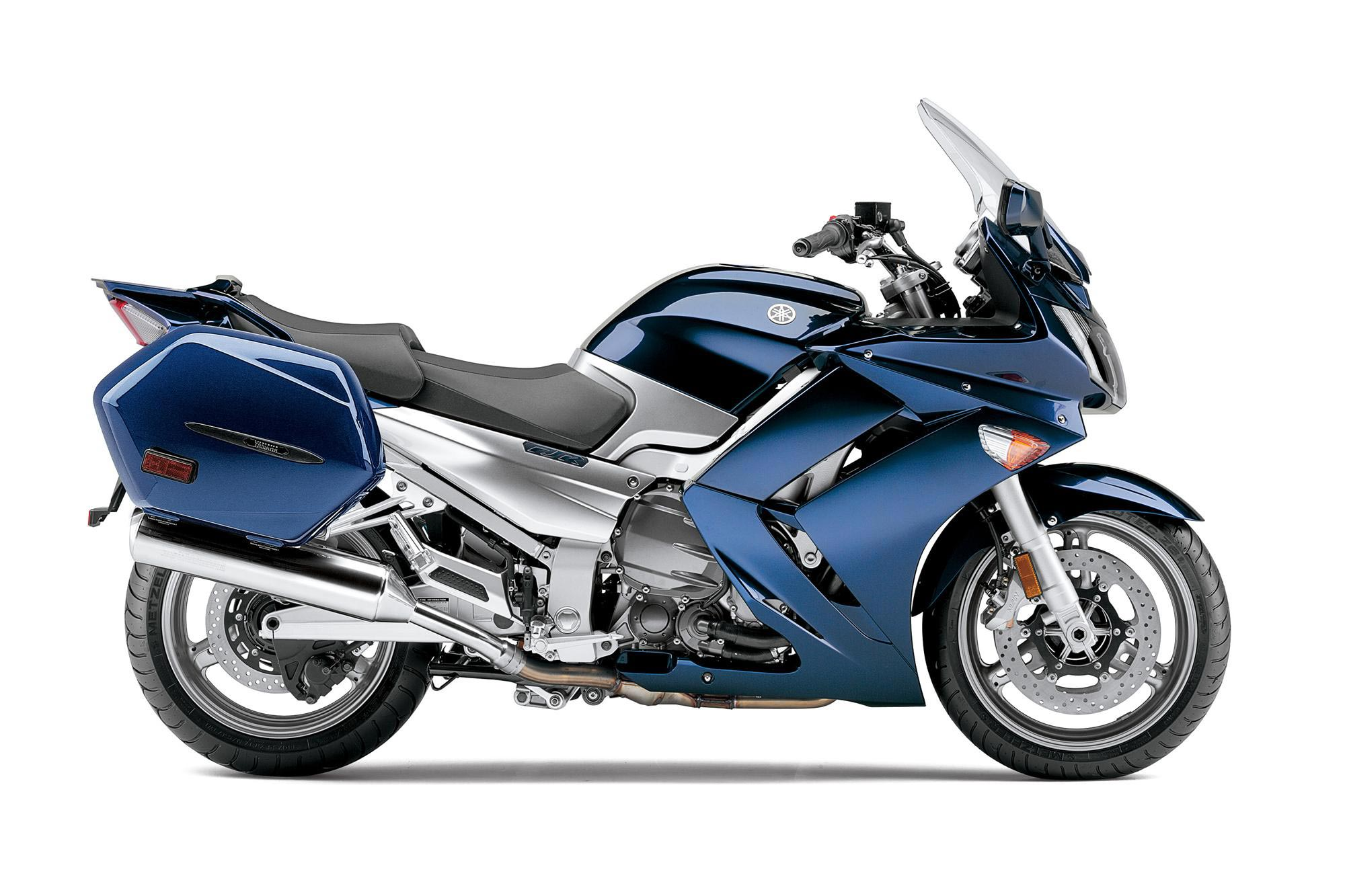 Minor updates for the 2013 yamaha fjr1300a asphalt rubber for Yamaha sport motorcycles