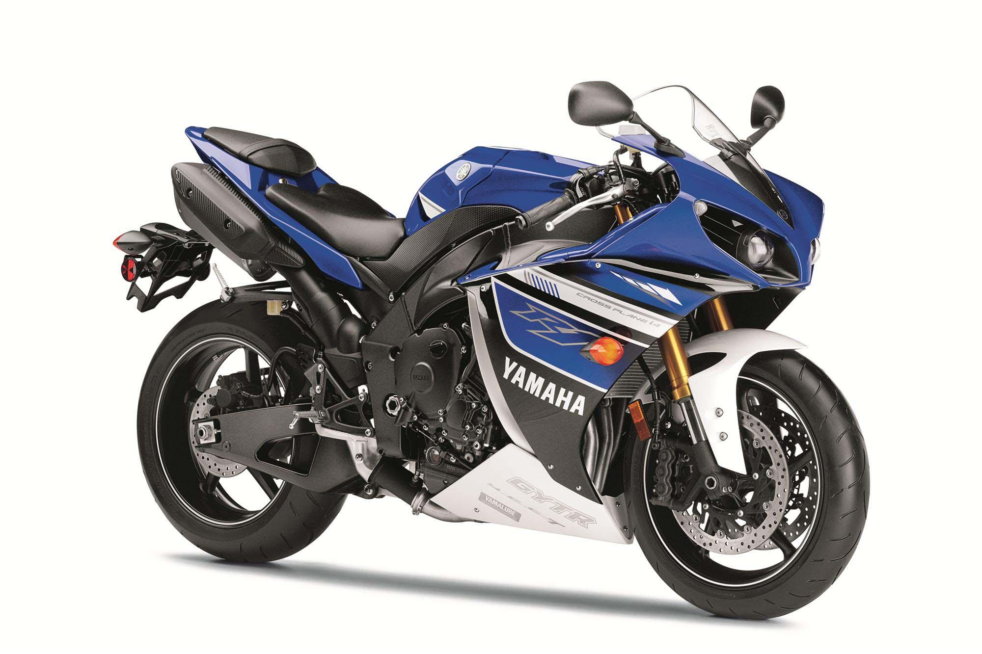 Yamaha Latest Bikes Under
