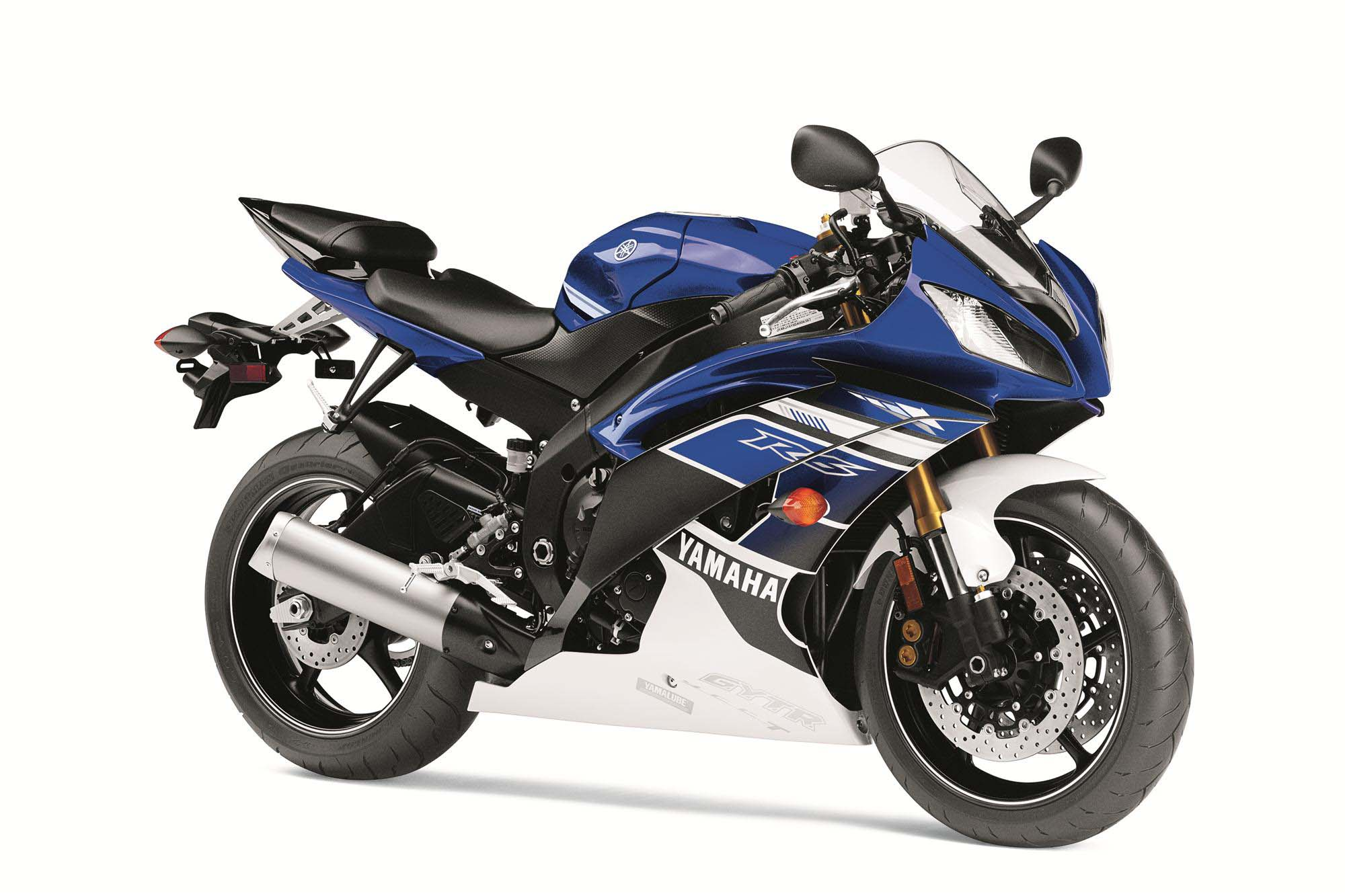 And Here Is The 2013 Yamaha Yzf R6 Asphalt Amp Rubber
