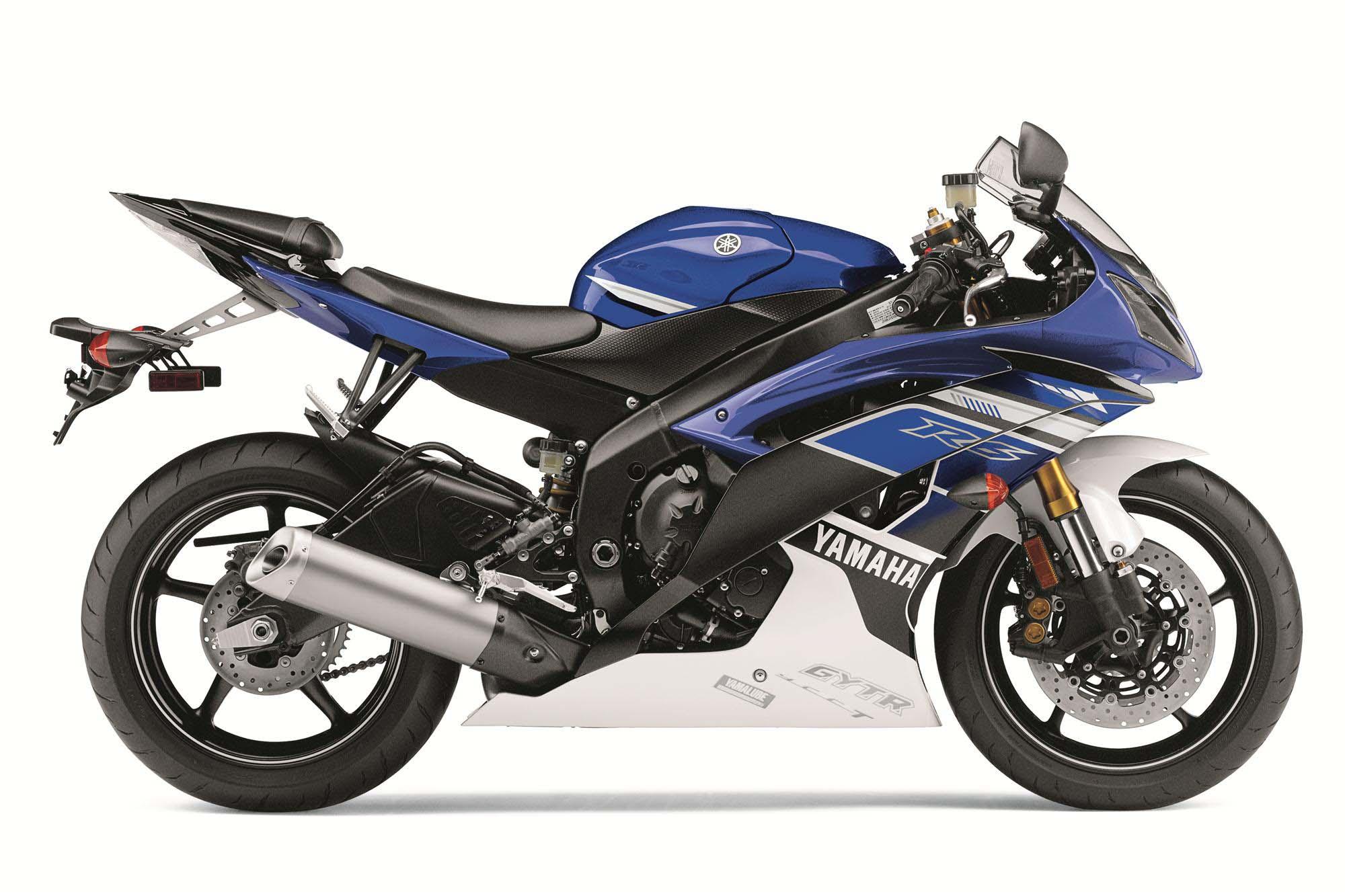 2013 Yamaha Yzf R6 18