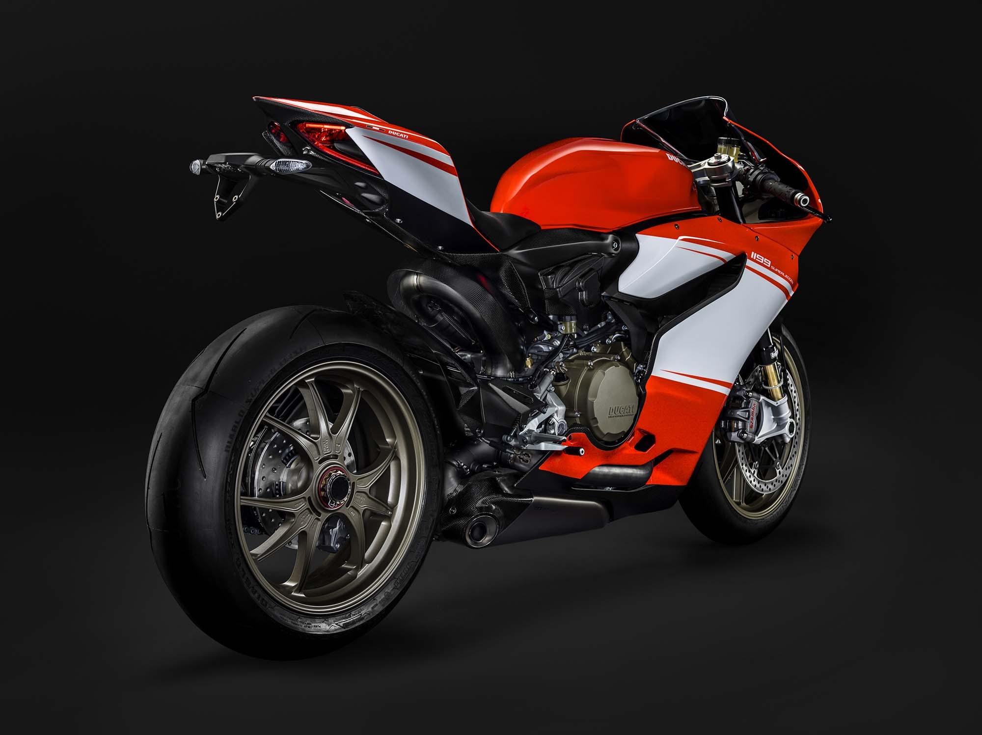 Ducati  Superleggera Horsepower