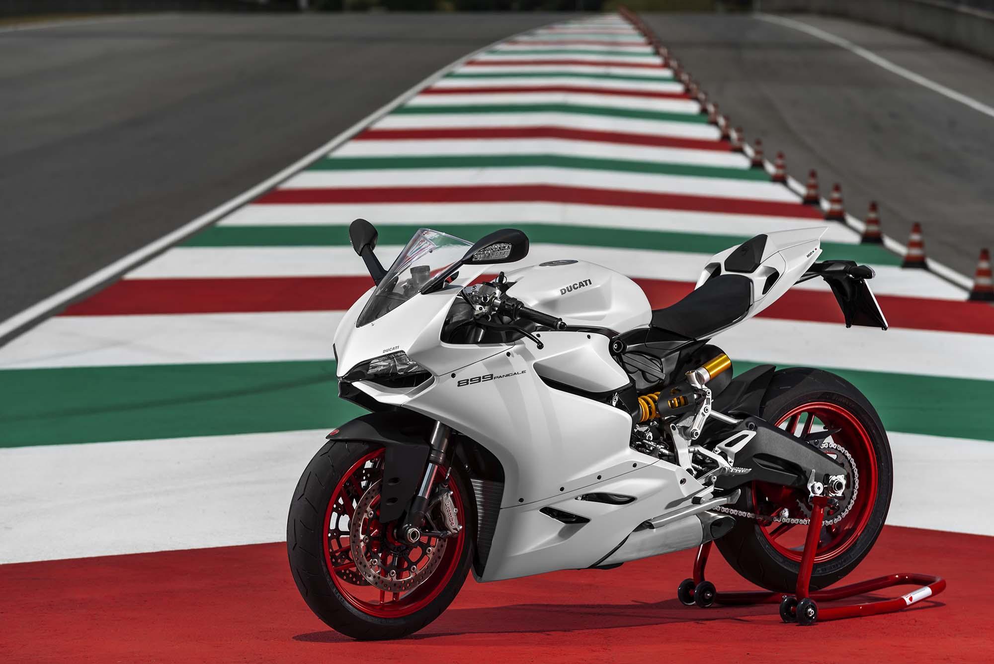 superbike899 panigale 杜卡迪全新跑车 高清图片
