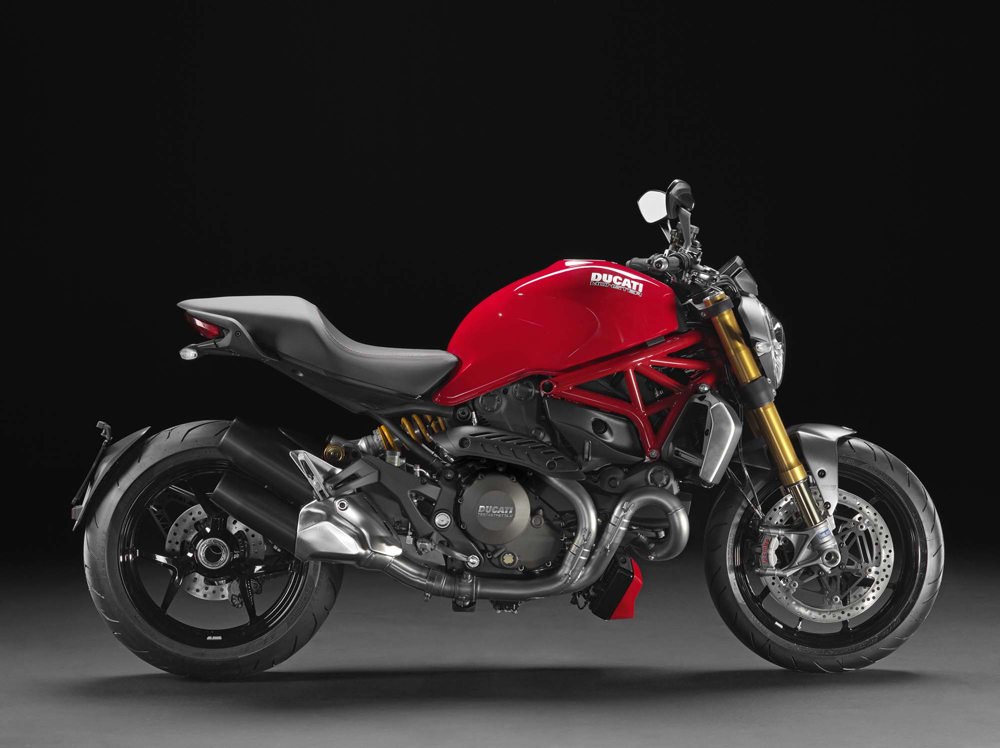 Ducati Monster Lowering Kit