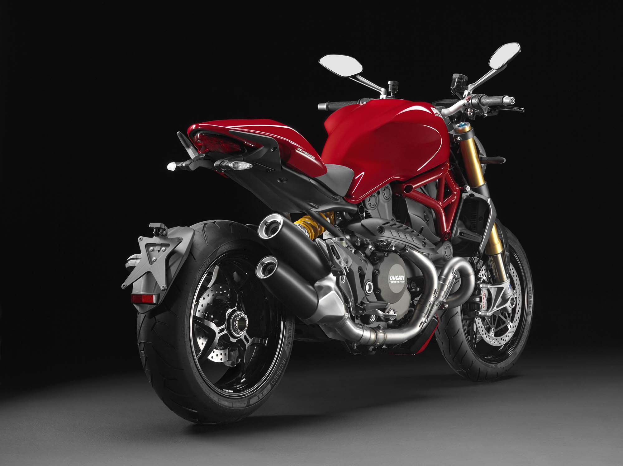 2014 ducati monster 1200 s - moar monster - asphalt & rubber