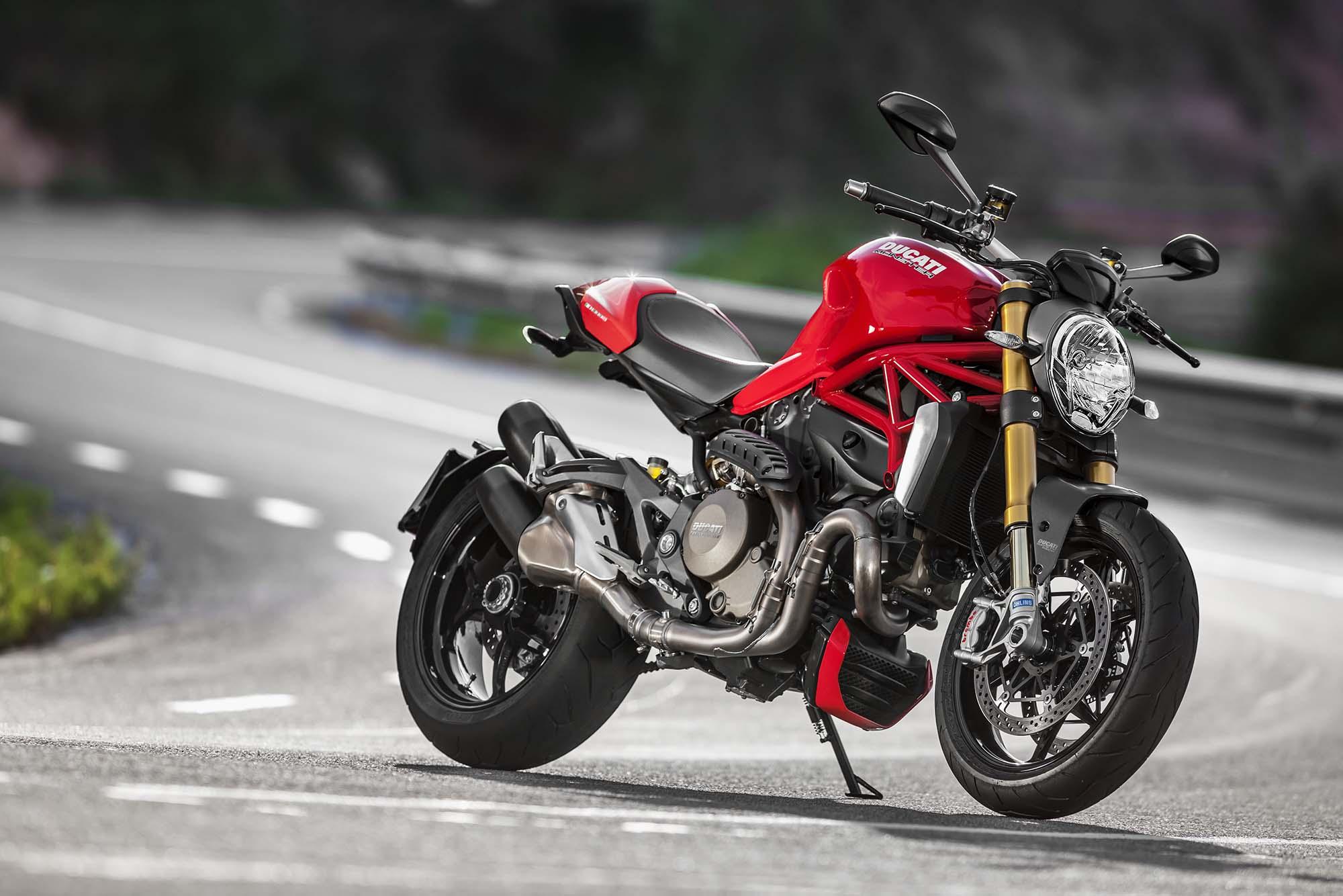 2014 Ducati Monster 1200 S - Moar Monster - Asphalt & Rubber